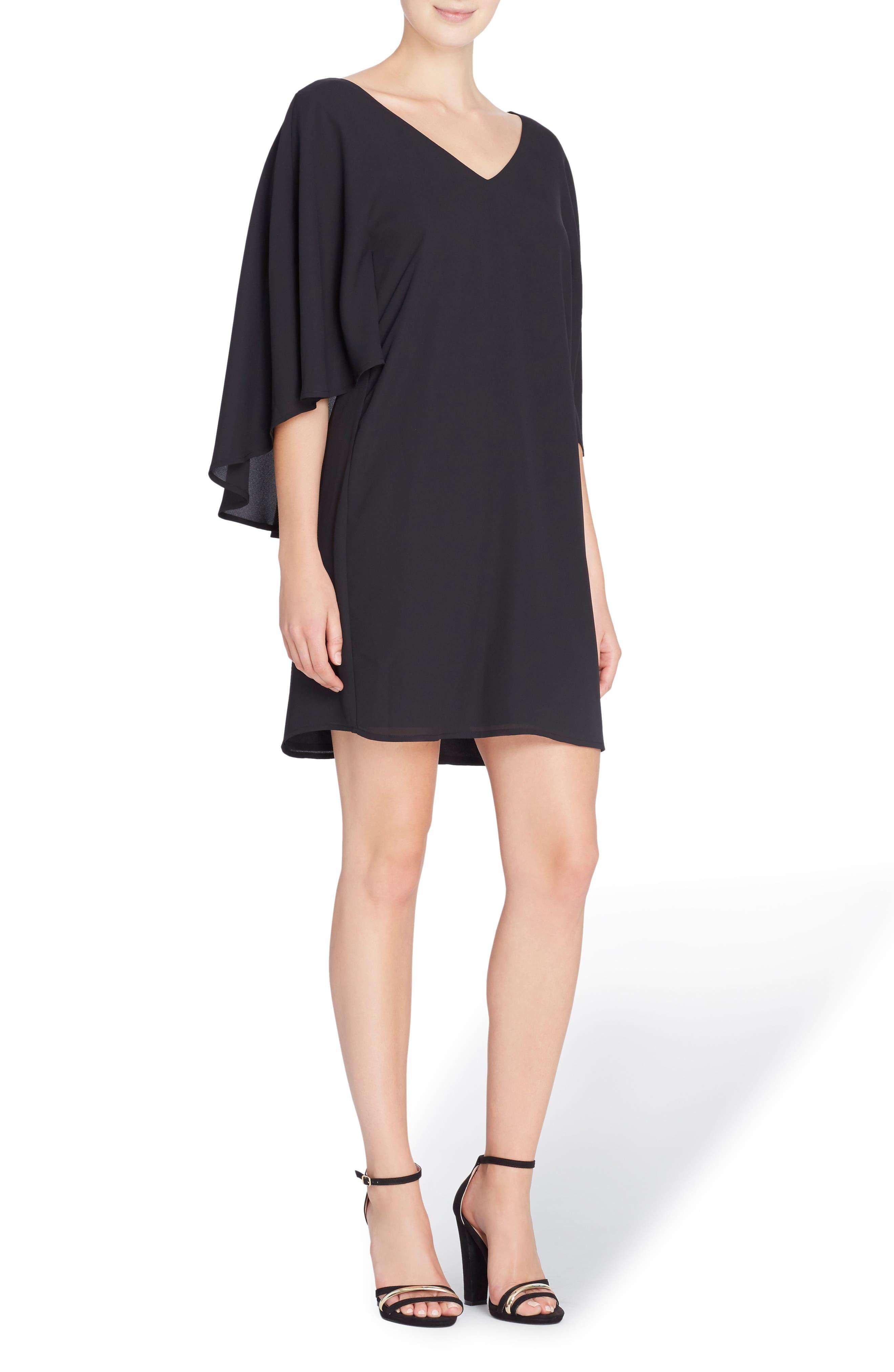 Violet Shift Dress,                         Main,                         color,