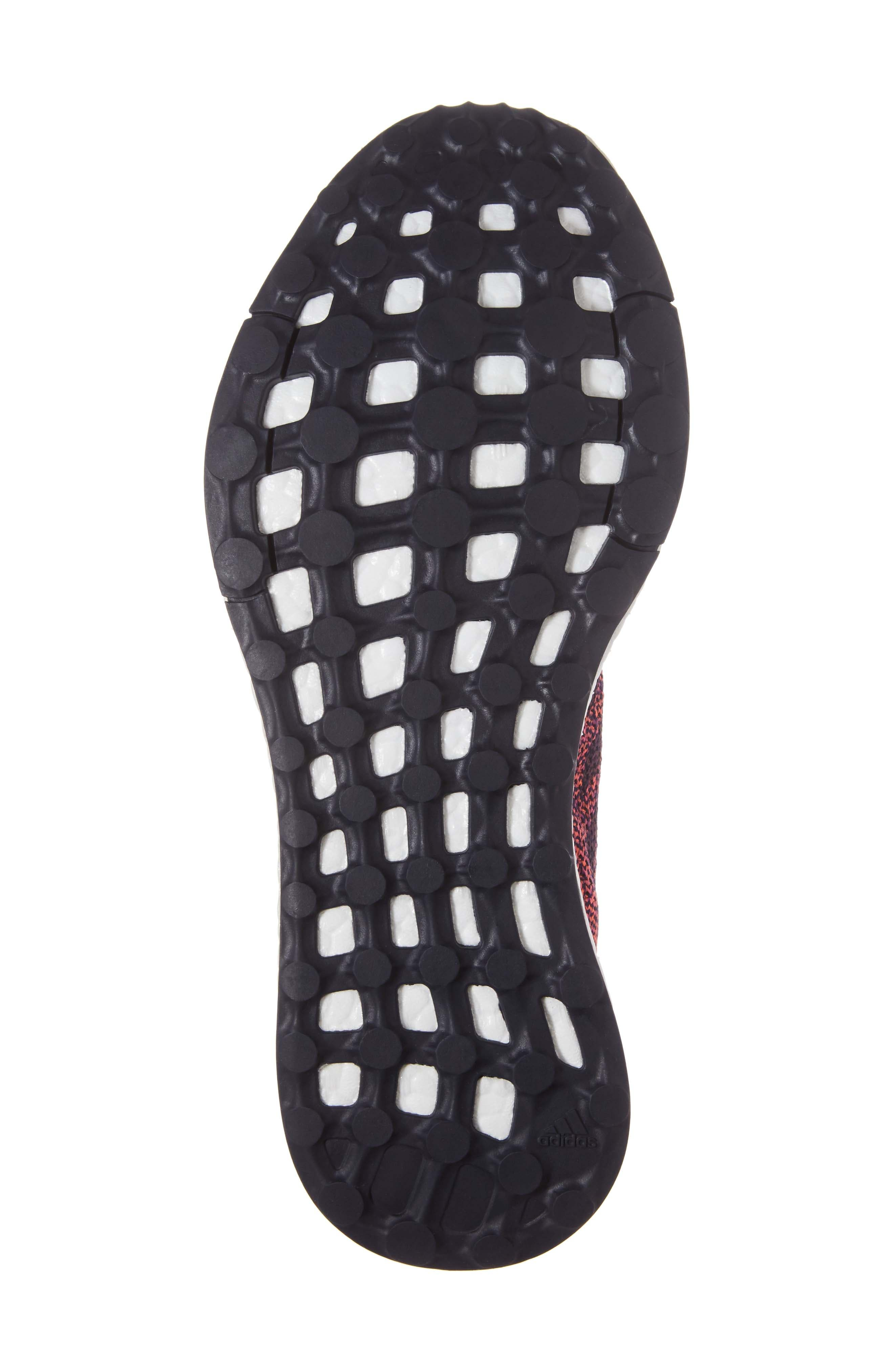 PureBoost DPR LTD Running Shoe,                             Alternate thumbnail 6, color,