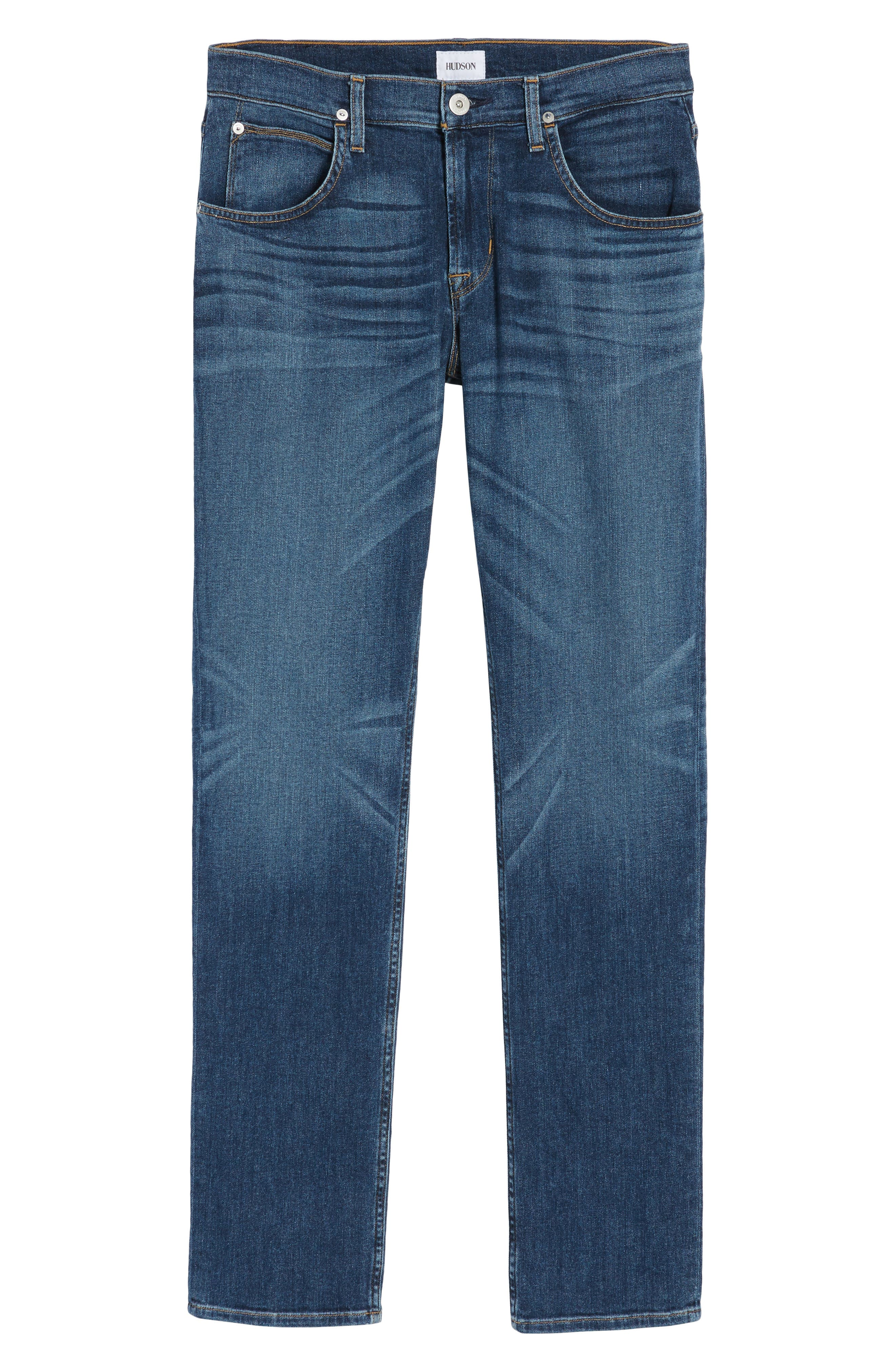 Blake Slim Fit Jeans,                             Alternate thumbnail 6, color,                             420