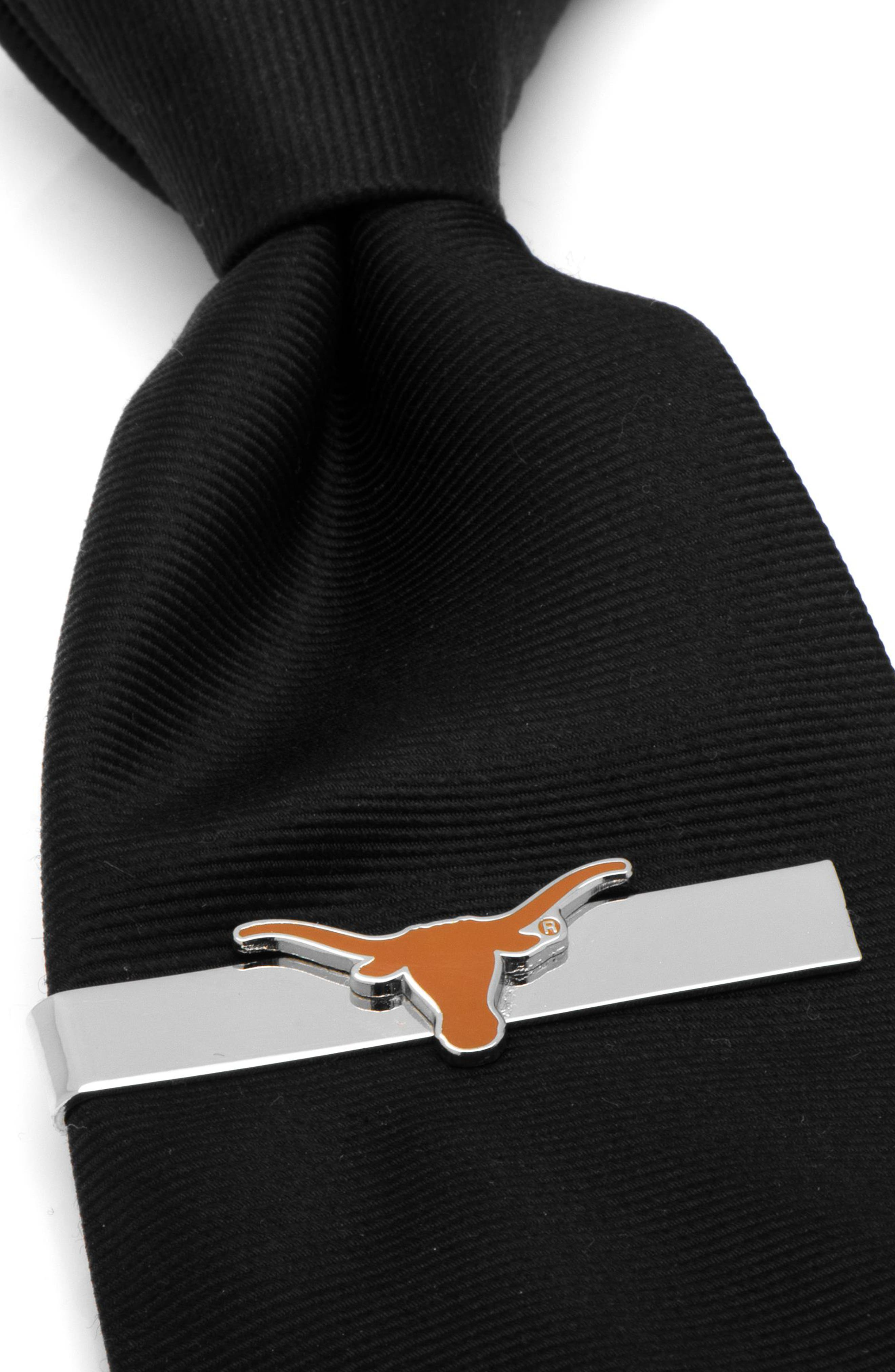 University of Texas Tie Bar,                             Alternate thumbnail 2, color,                             040