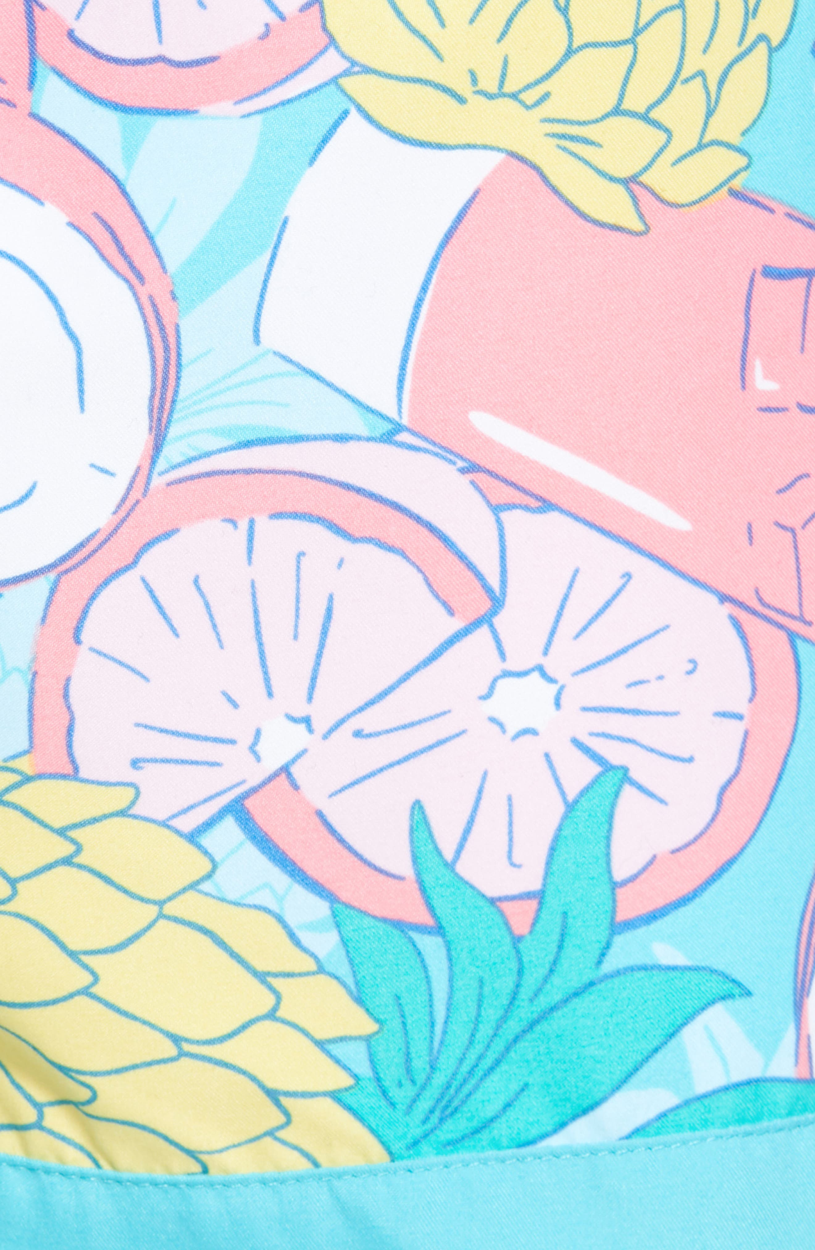 Chappy Pieced Bahama Mama Swim Trunks,                             Alternate thumbnail 5, color,