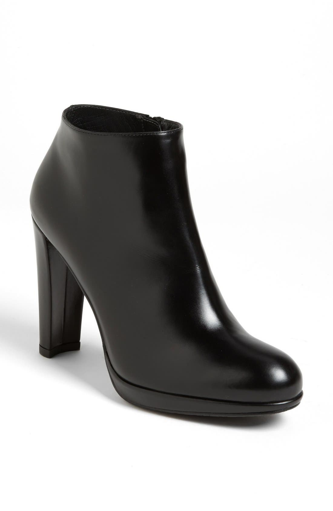 STUART WEITZMAN,                             'Gran' Boot,                             Main thumbnail 1, color,                             006