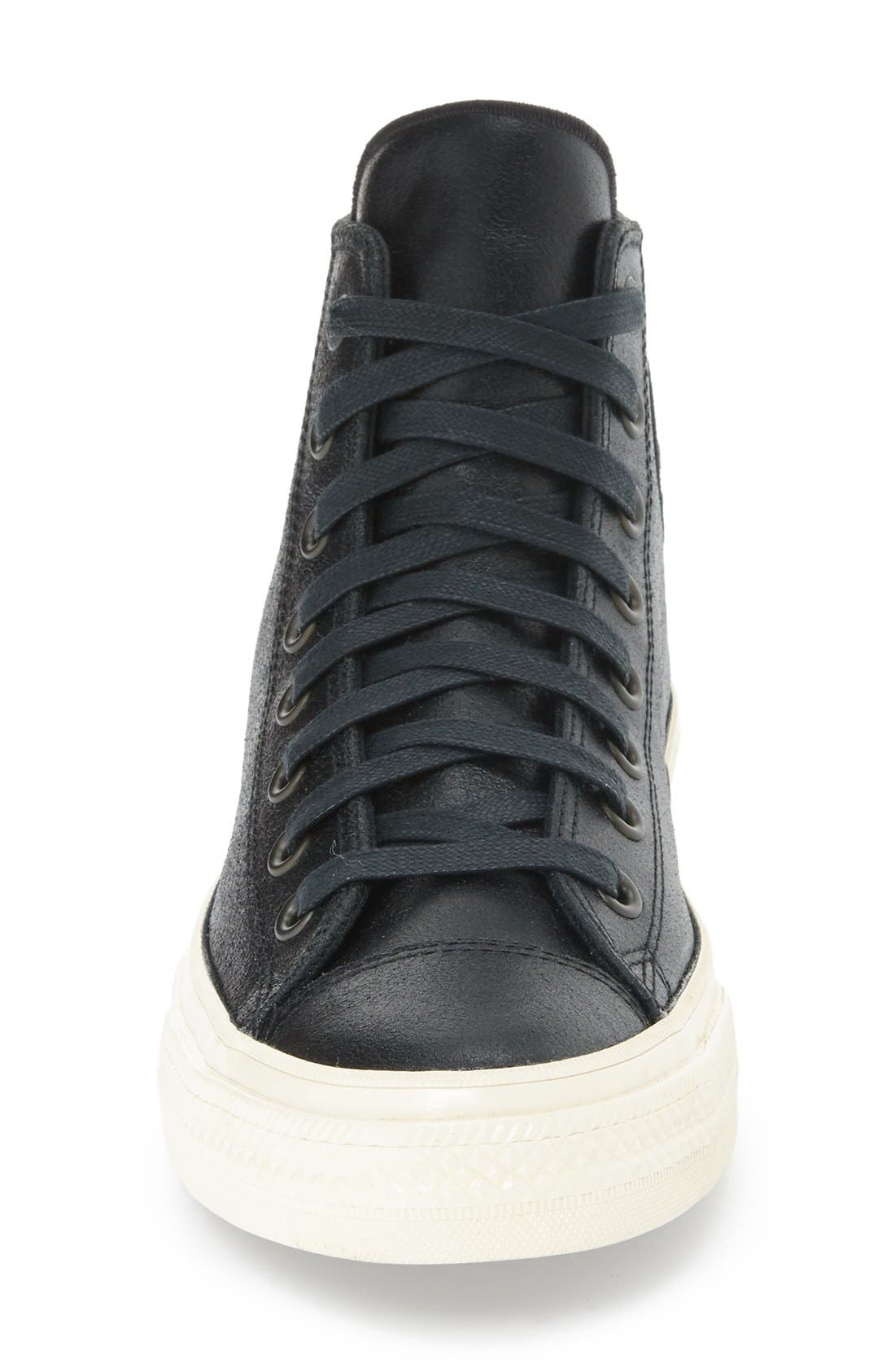 'Chuck II' High Top Sneaker,                             Alternate thumbnail 4, color,                             003