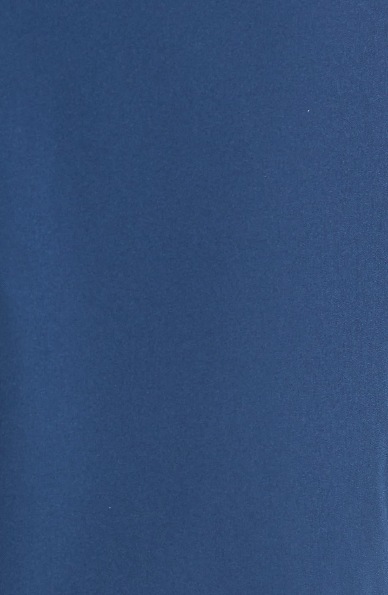Coast Regular Fit Hybrid Shorts,                             Alternate thumbnail 5, color,                             DEEP SEA
