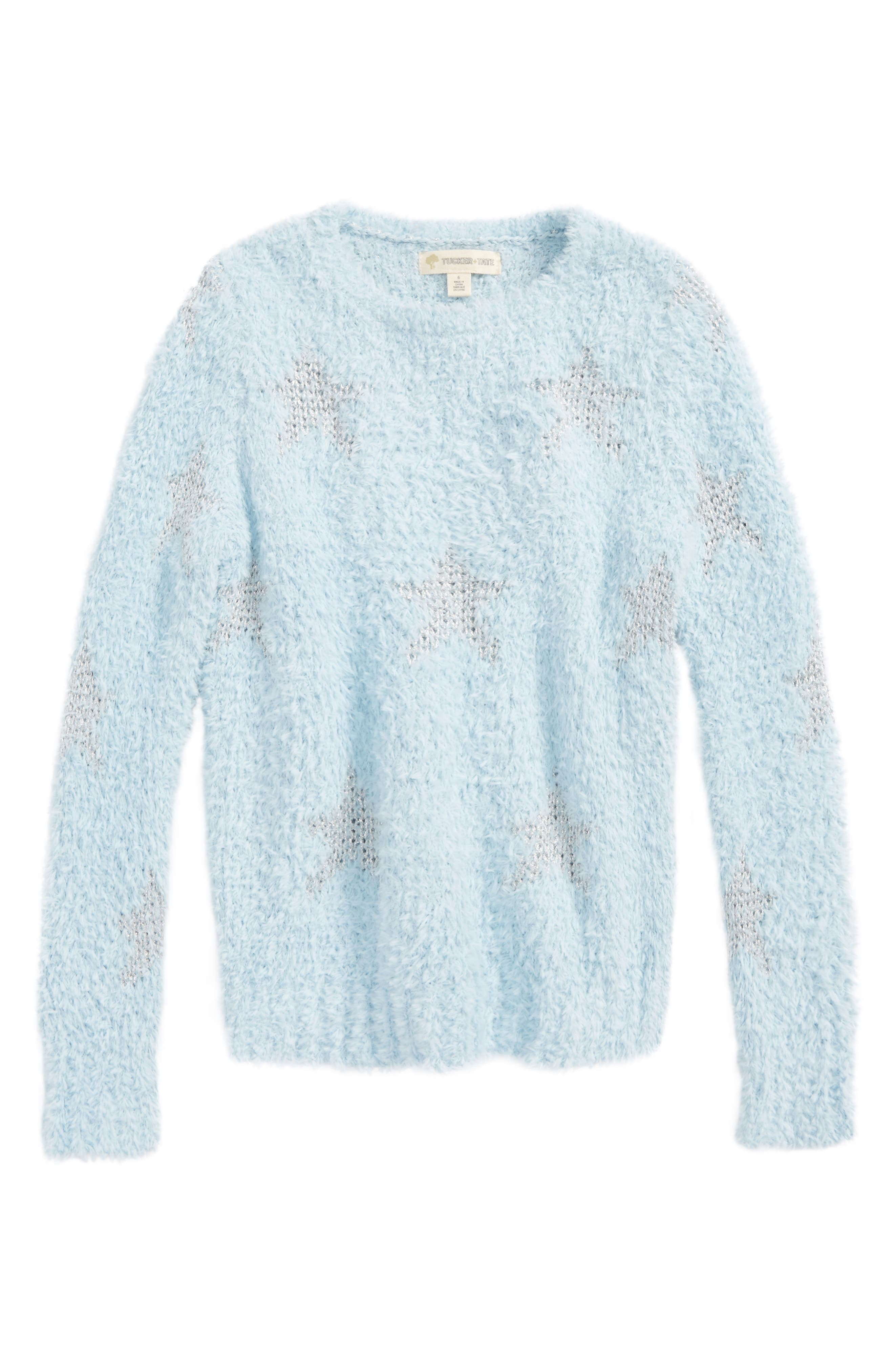 Sparkle Sweater,                         Main,                         color,