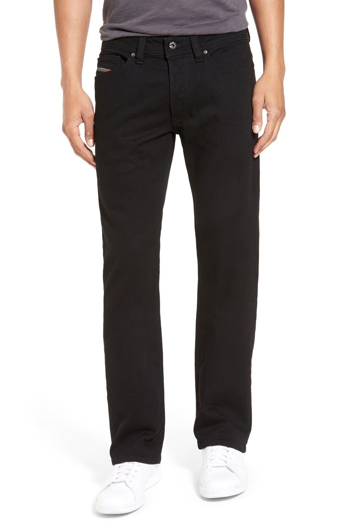 'Viker' Straight Fit Jeans, Main, color, 008
