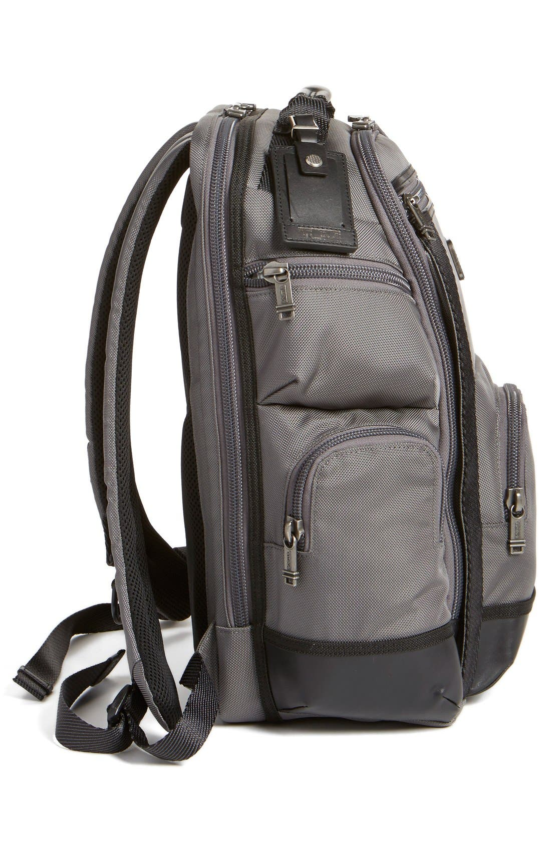 Alpha Bravo Shaw Deluxe Backpack,                             Alternate thumbnail 19, color,