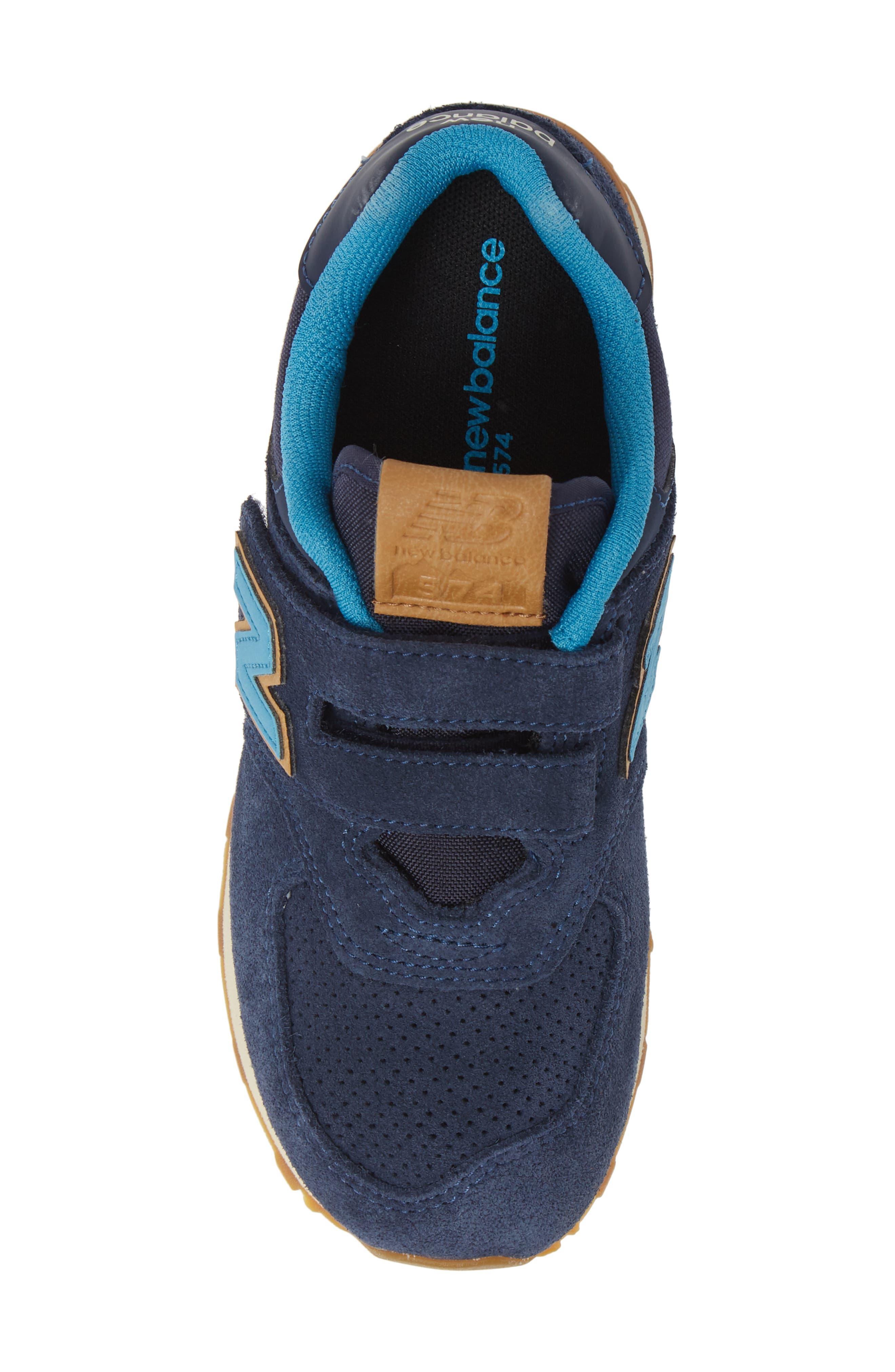 574 Sneaker,                             Alternate thumbnail 5, color,                             PIGMENT