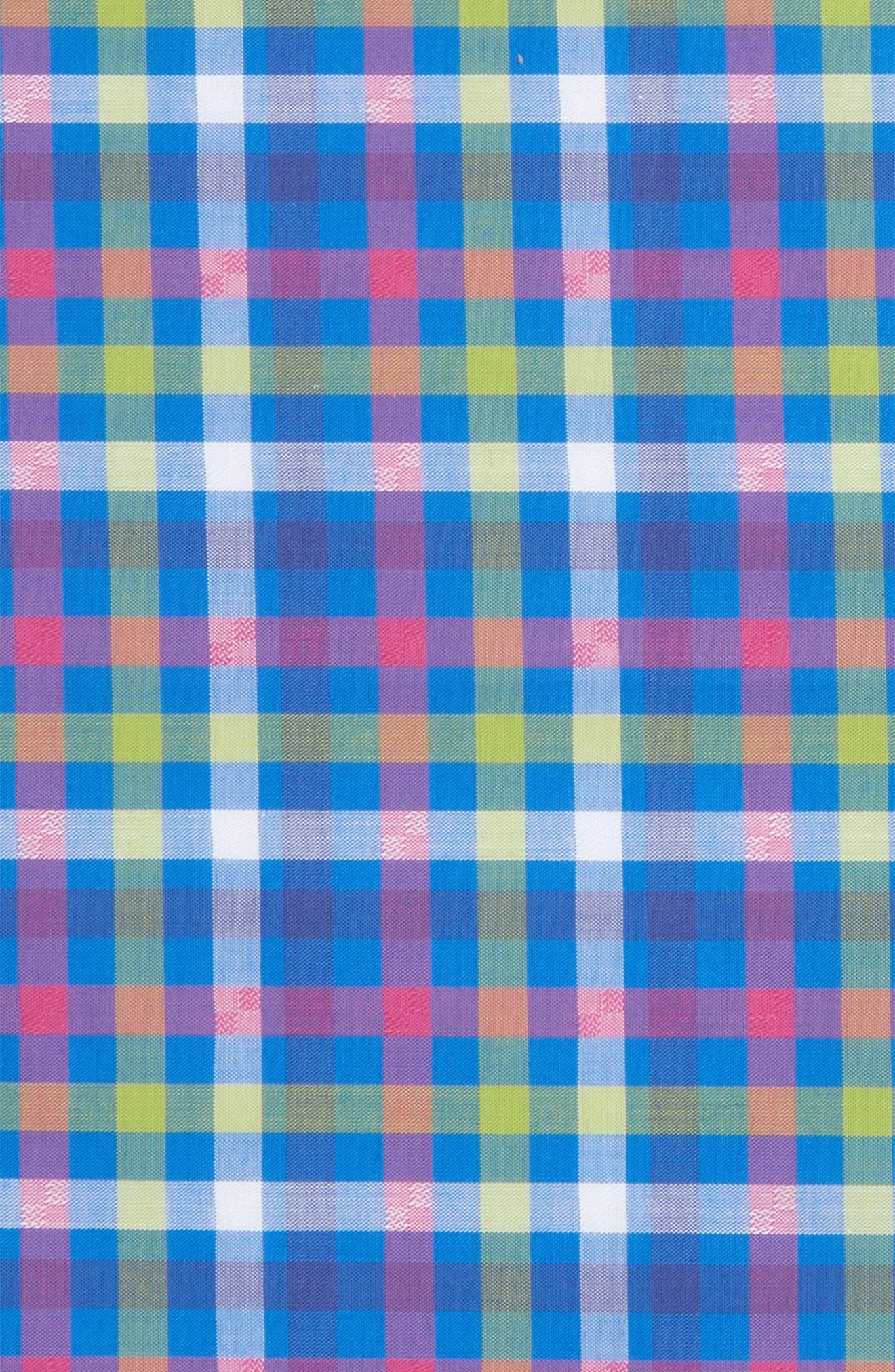 Preppy Jack Cotton Pocket Square,                             Alternate thumbnail 3, color,                             400
