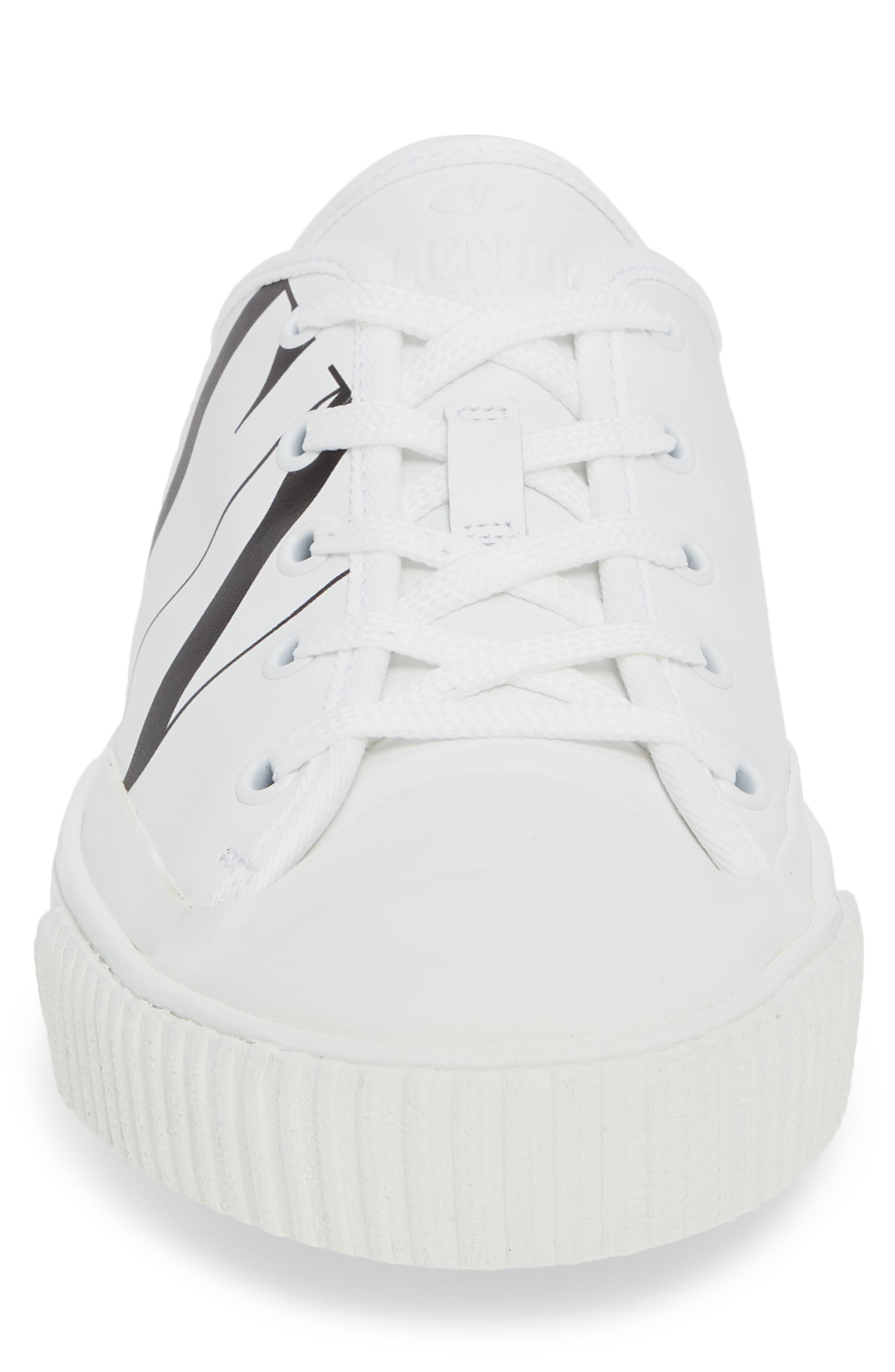 VLTN Low Top Sneaker,                             Alternate thumbnail 4, color,                             102
