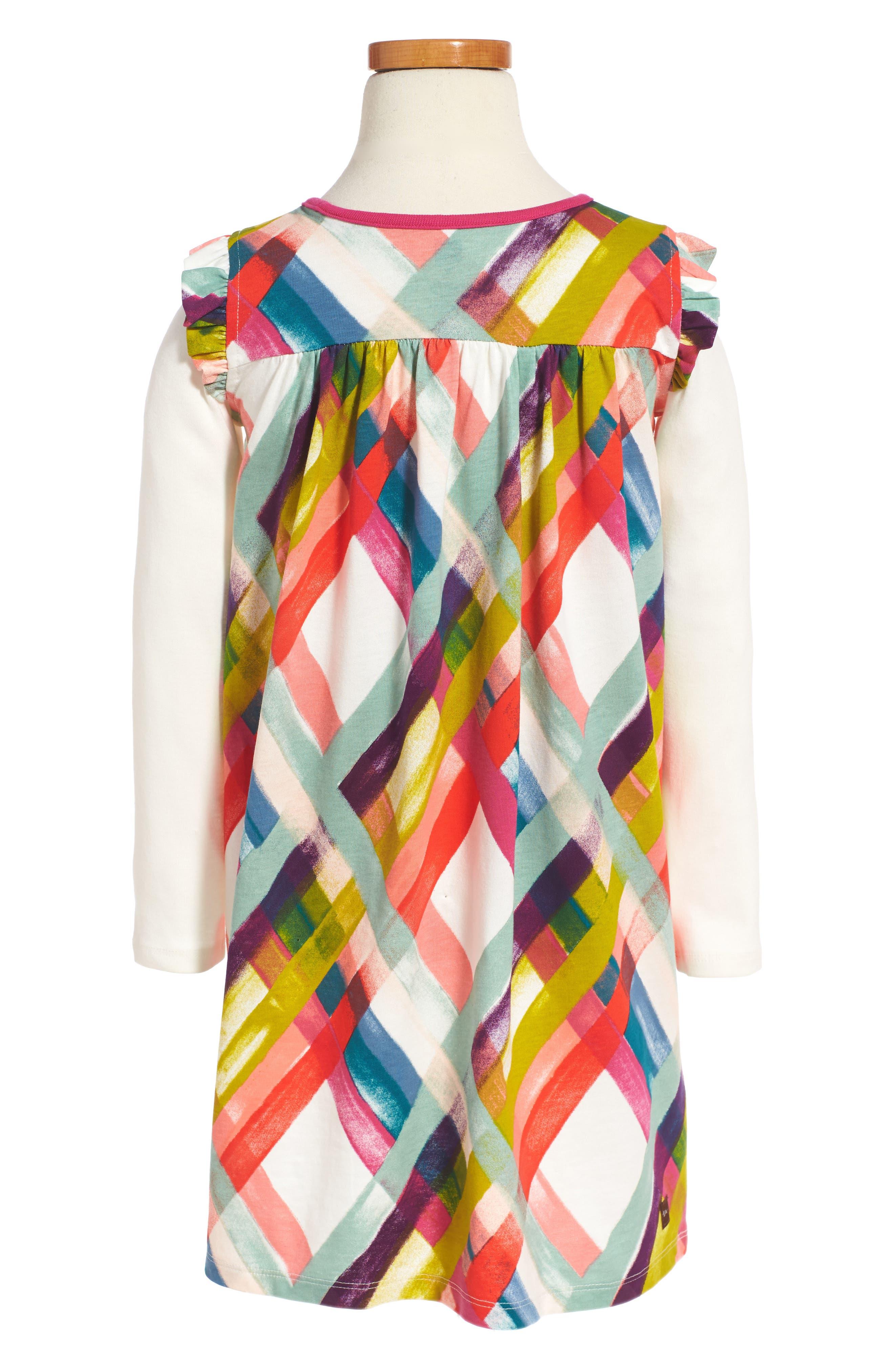 Plaid Mighty Mini Dress,                             Alternate thumbnail 2, color,                             903