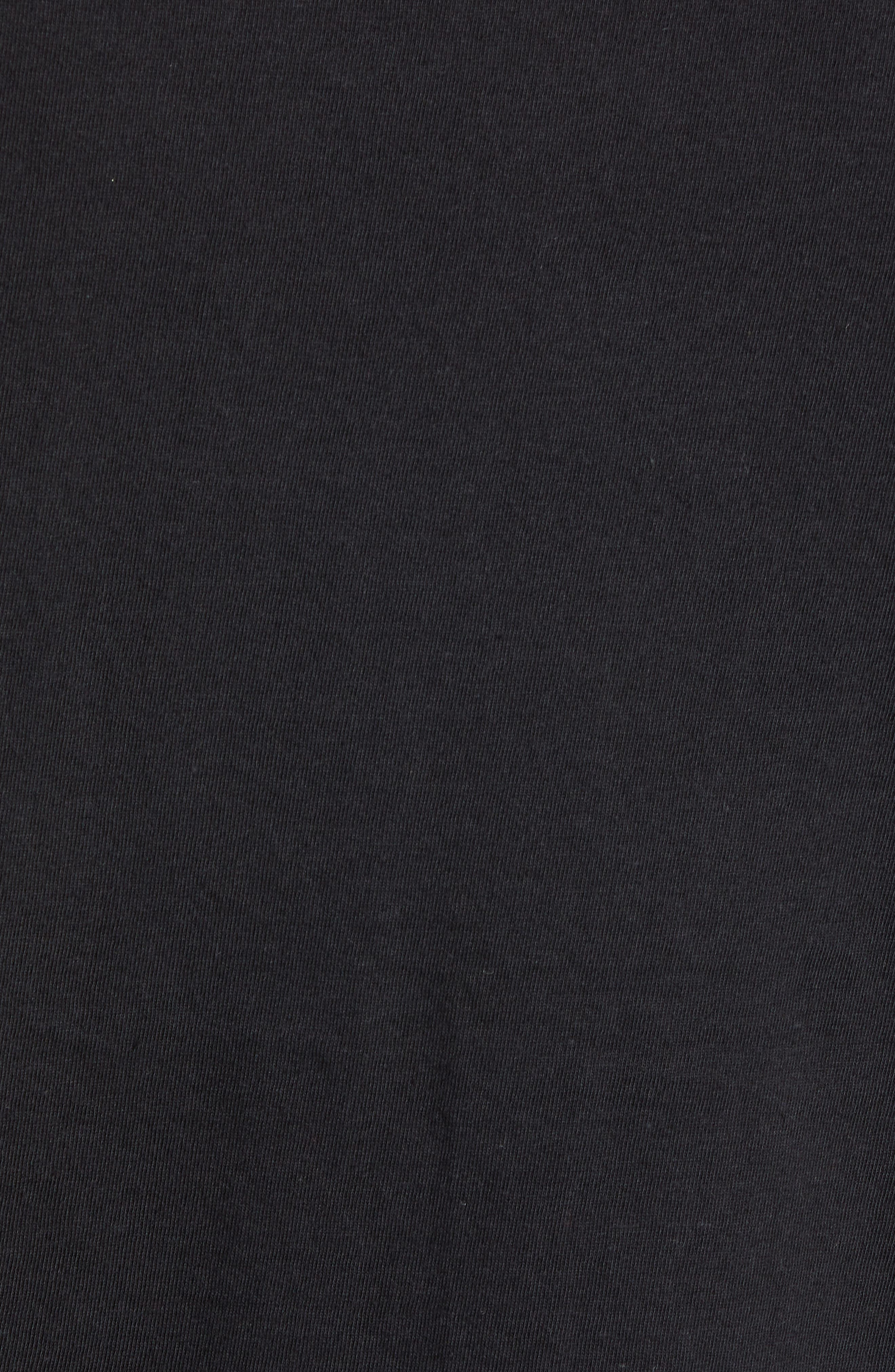 Dream Big Graphic T-Shirt,                             Alternate thumbnail 5, color,                             BLACK
