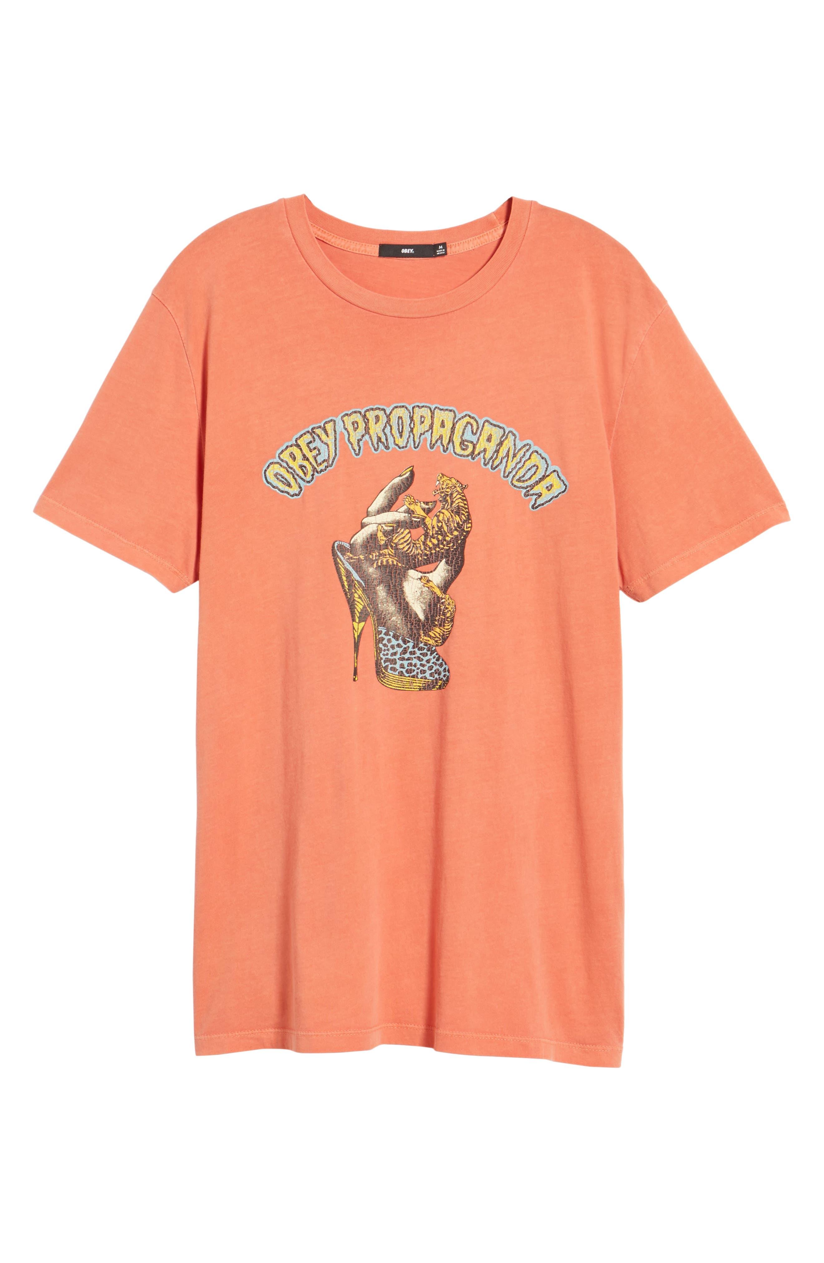 Dominance Graphic T-Shirt,                             Alternate thumbnail 6, color,