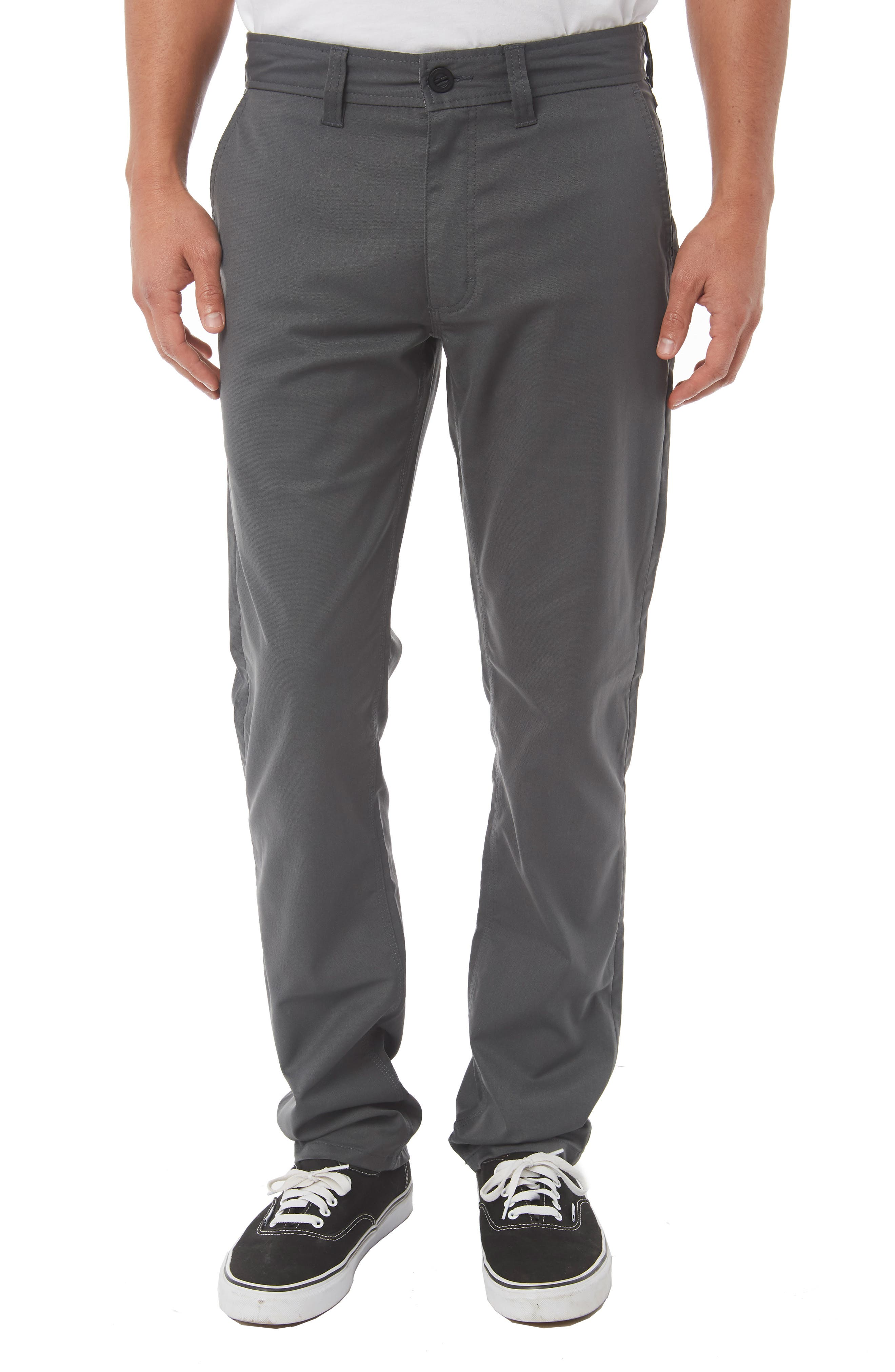Redlands Hybrid Performance Pants,                         Main,                         color, DARK FATIGUE