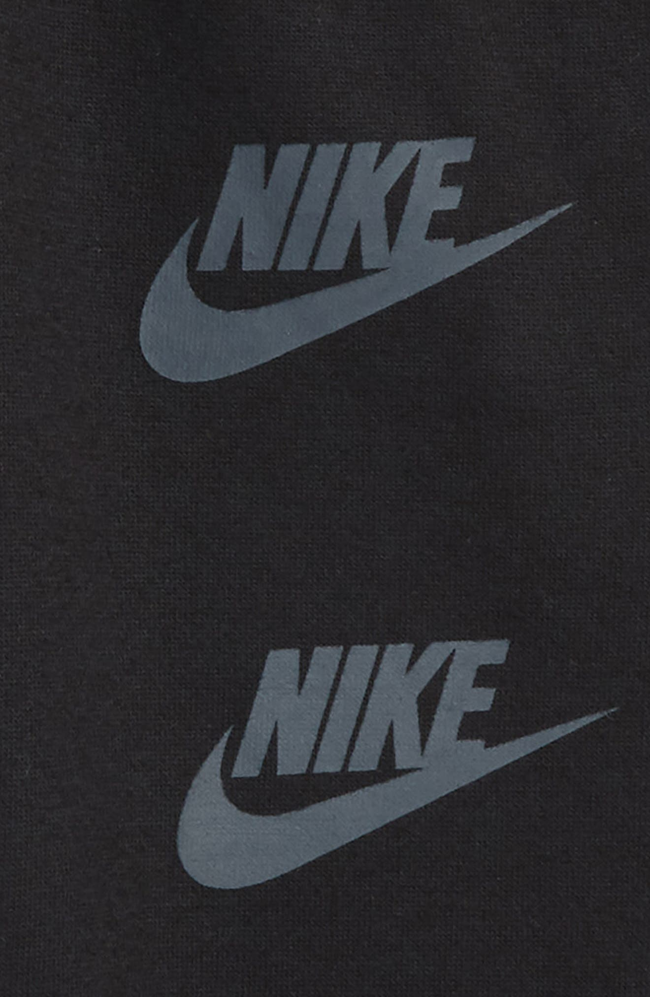 Sportswear Club Archive Fleece Sweatpants,                             Alternate thumbnail 2, color,                             BLACK