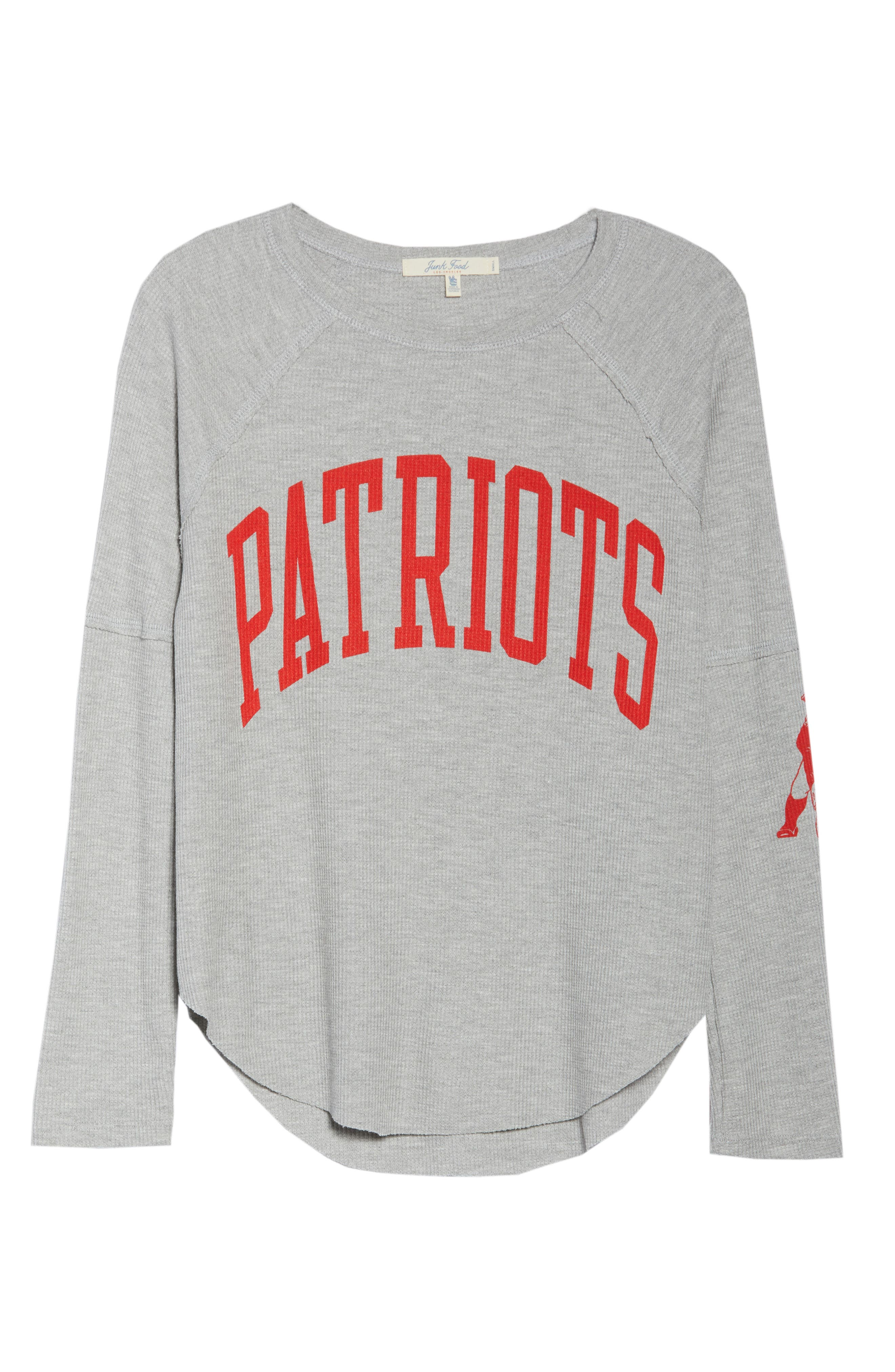NFL Thermal Tee,                             Alternate thumbnail 6, color,                             PATRIOTS