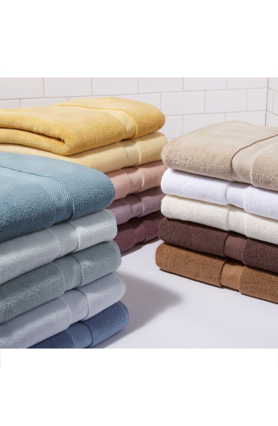 Hydrocotton Bath Towel,                             Alternate thumbnail 4, color,                             GREY VAPOR