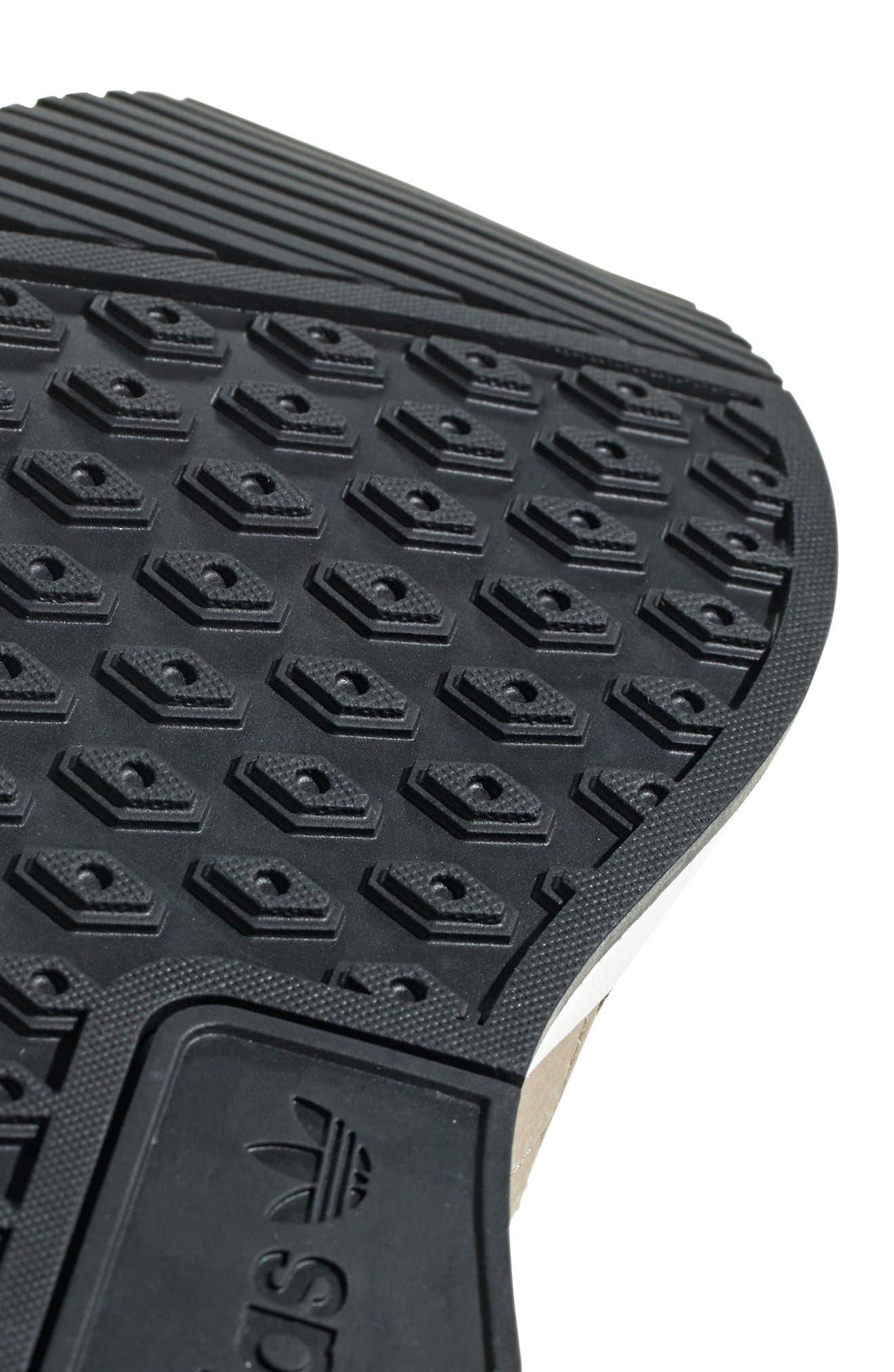 X_PLR Sneaker,                             Alternate thumbnail 10, color,                             KHAKI / CORE BLACK / WHITE