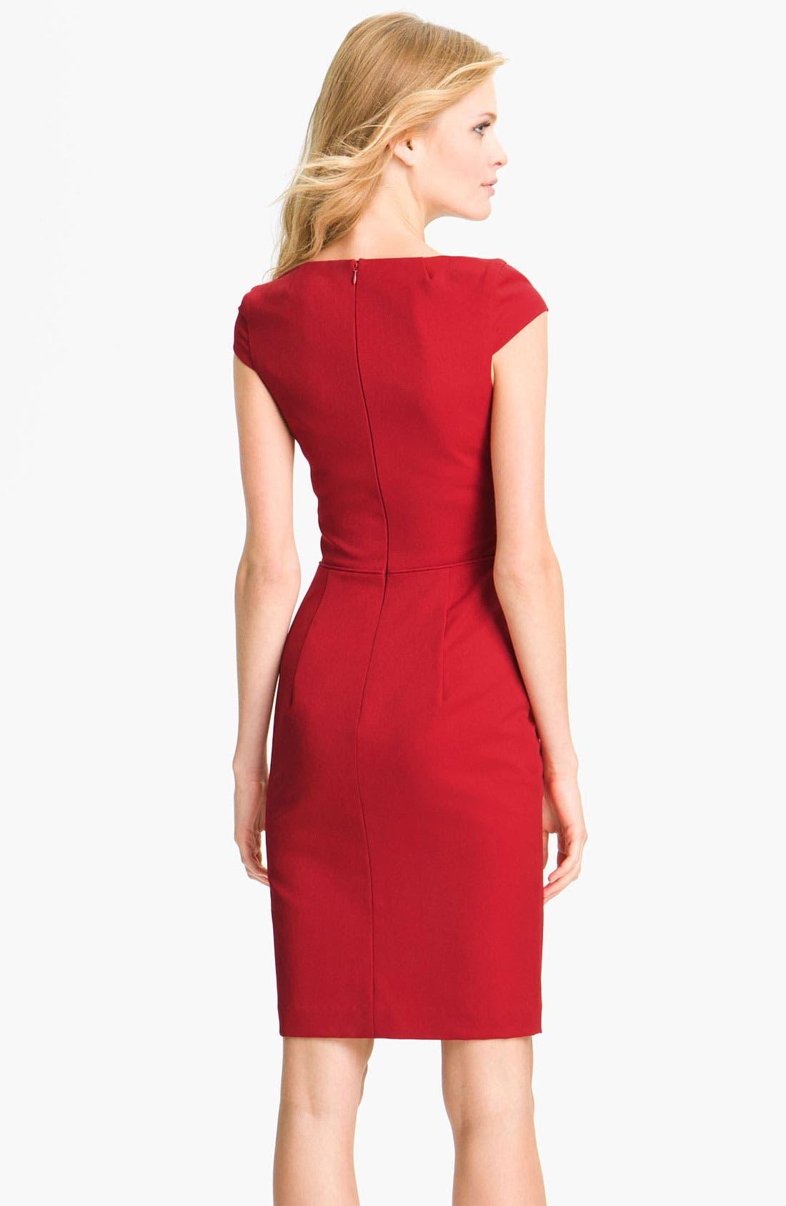 Sheath Dress,                             Alternate thumbnail 3, color,                             620