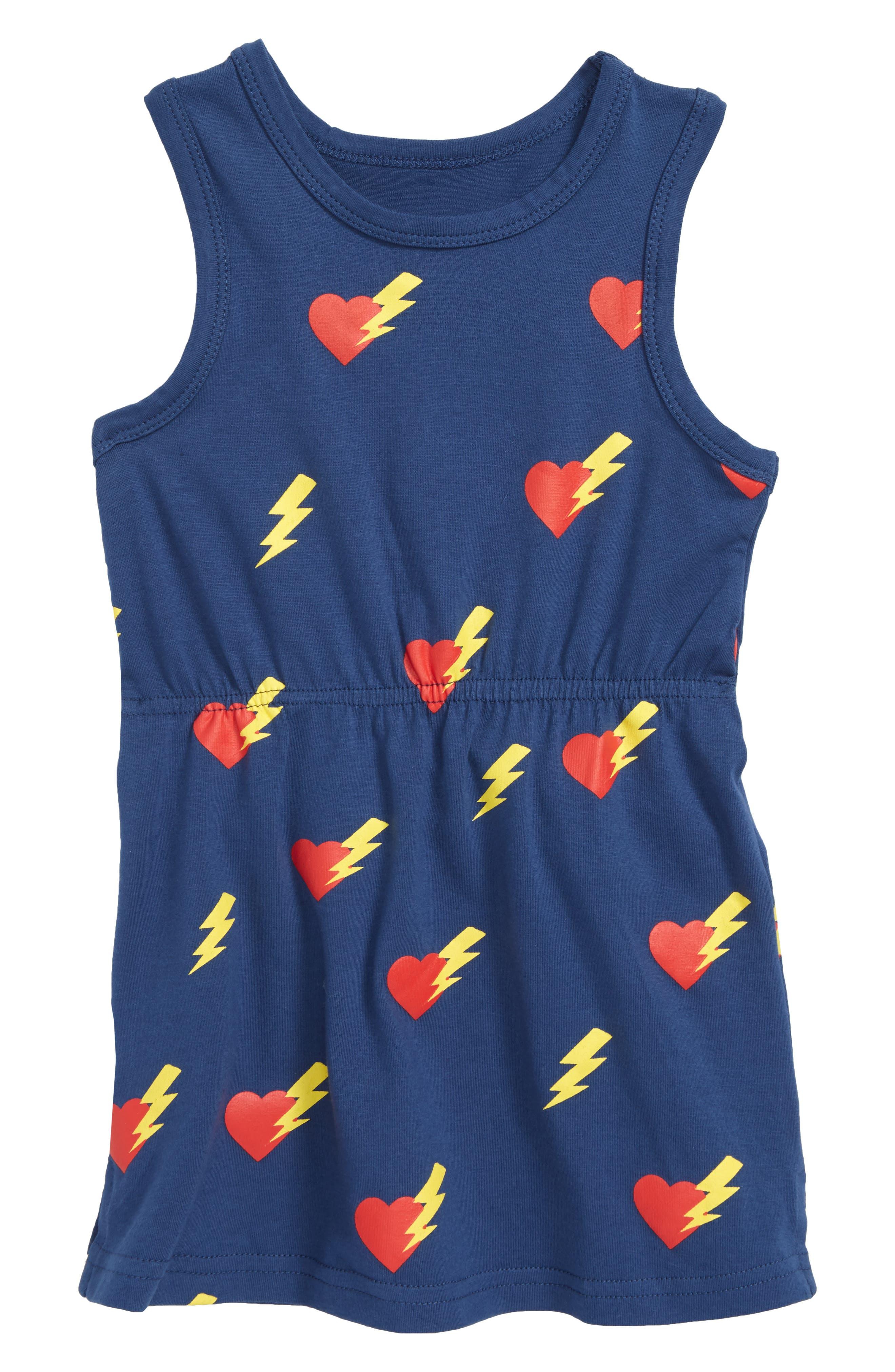 Girl Almighty Racerback Dress,                         Main,                         color, 415