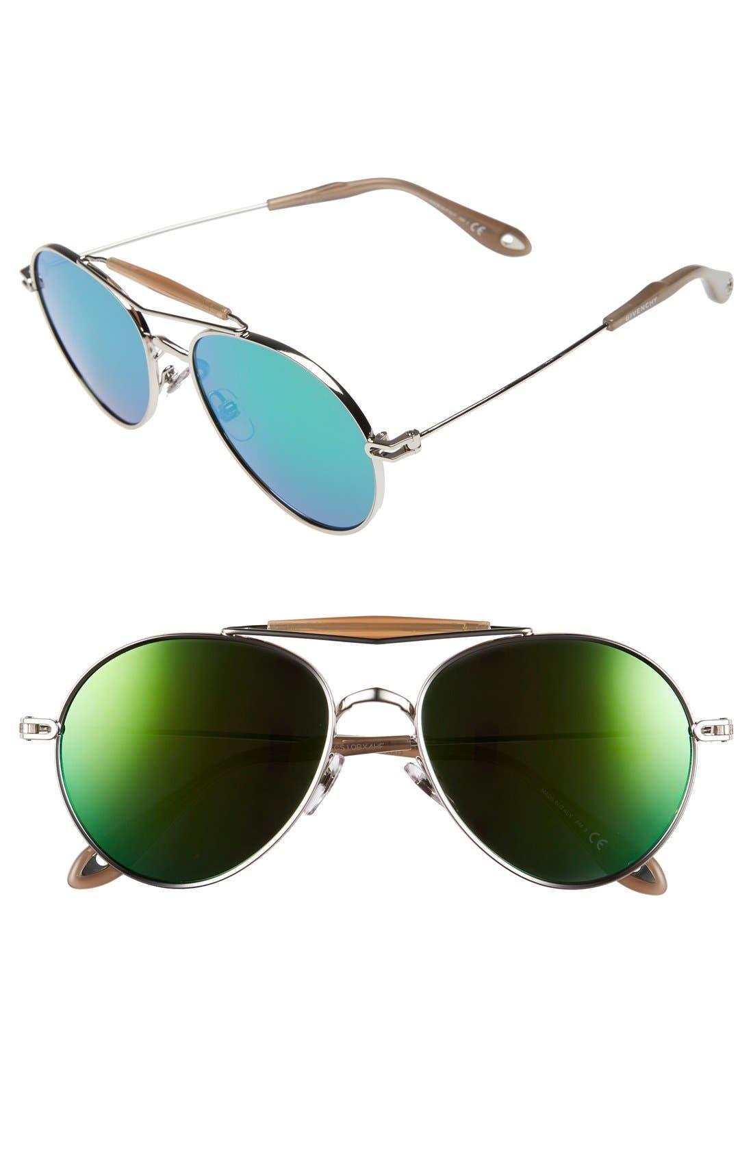 '7012/S' 56mm Sunglasses,                         Main,                         color, 043