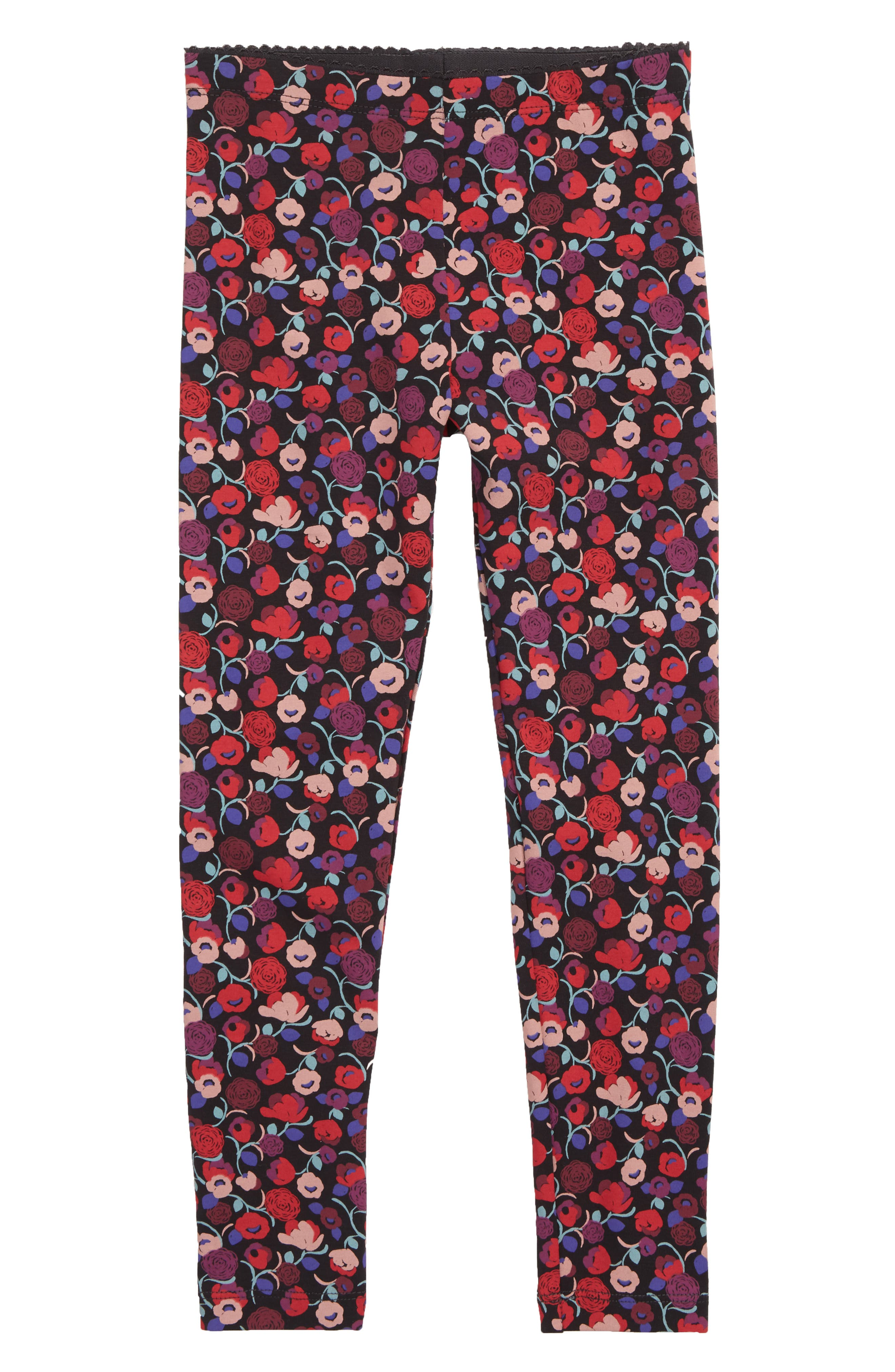 Girls Tea Collection Ditsy Floral Leggings