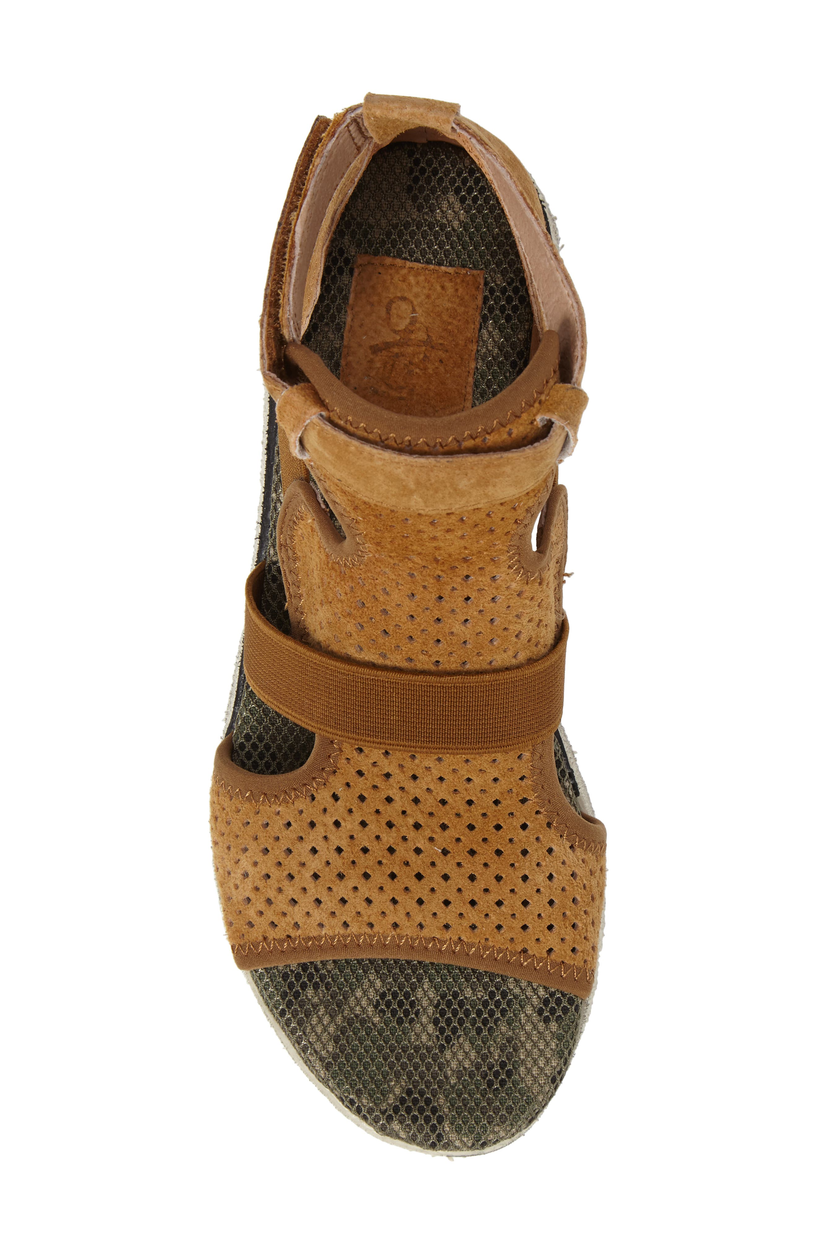 Astro Perforated Gladiator Sandal,                             Alternate thumbnail 15, color,