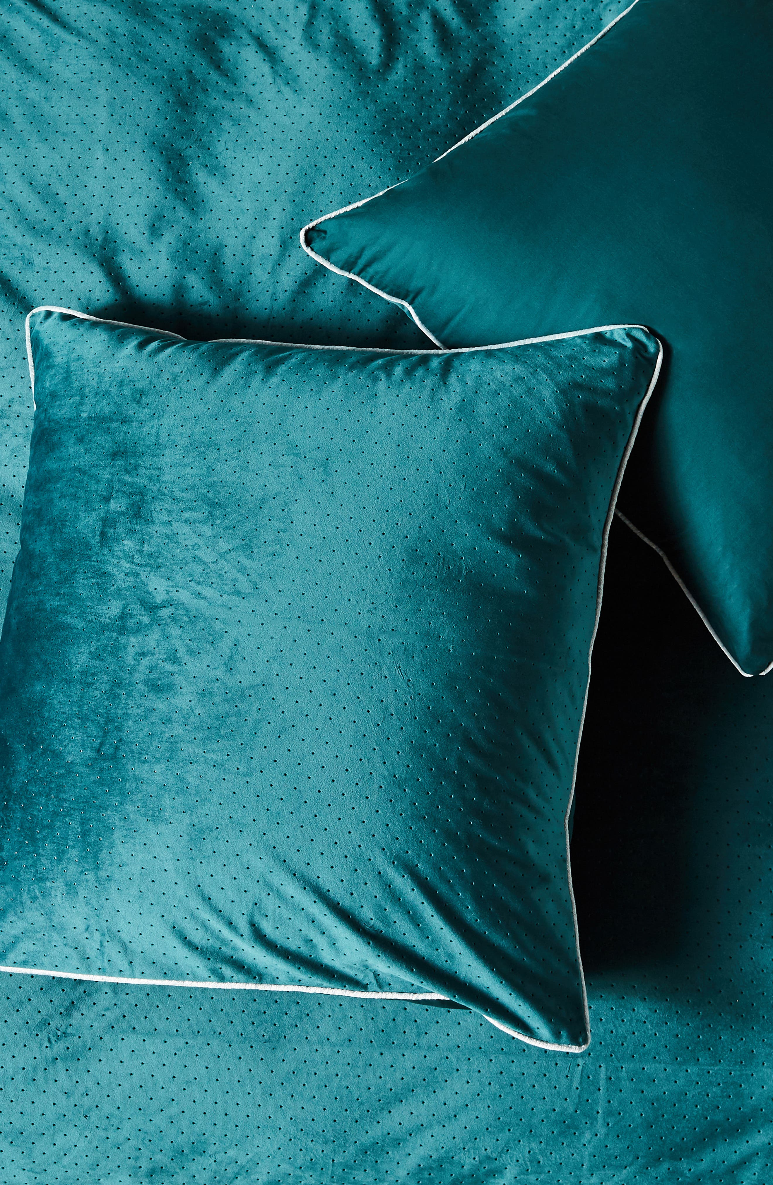 Thelma Euro Sham,                         Main,                         color, TEAL