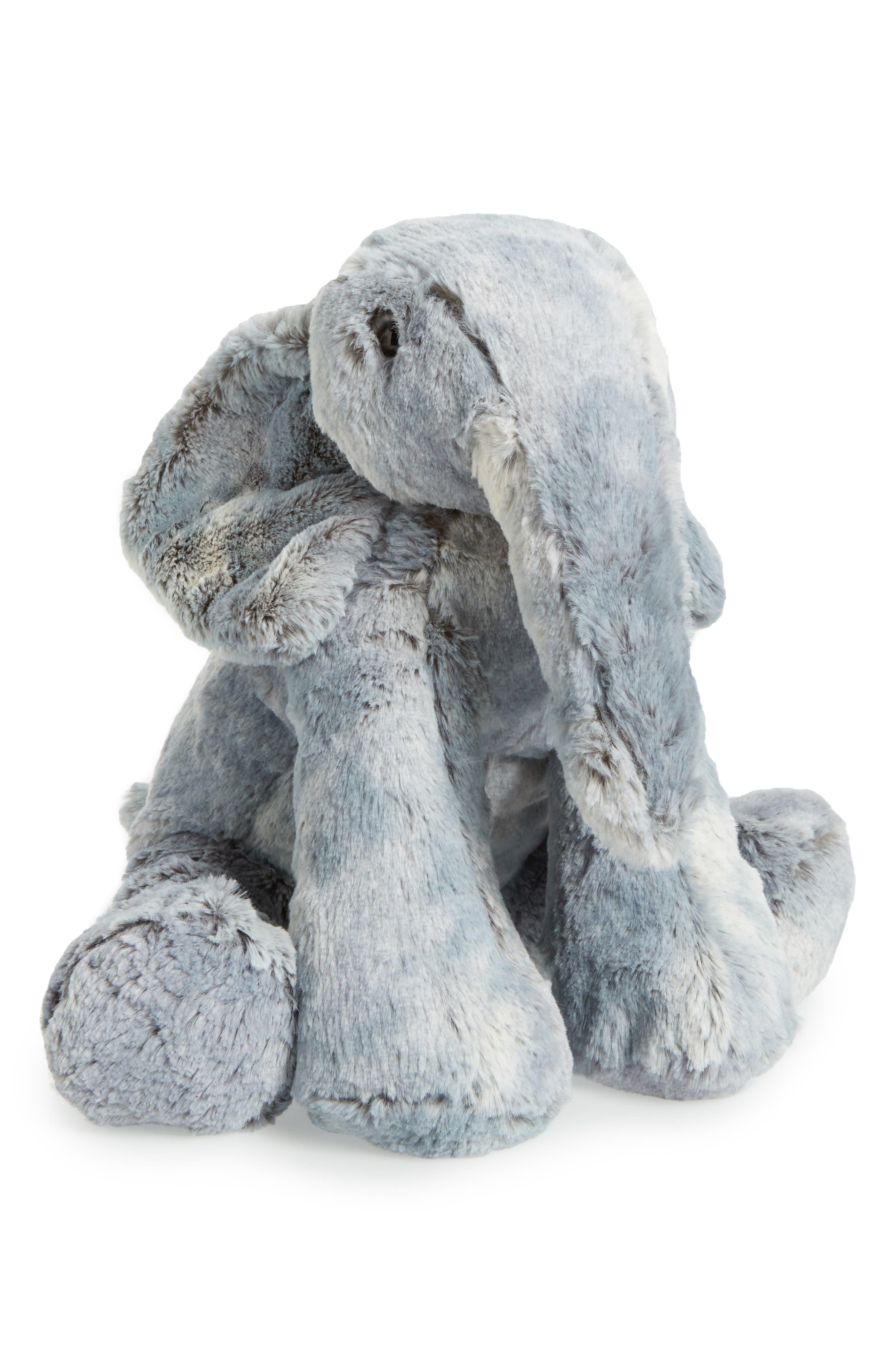 Elly Elephant Stuffed Animal, Main, color, 020