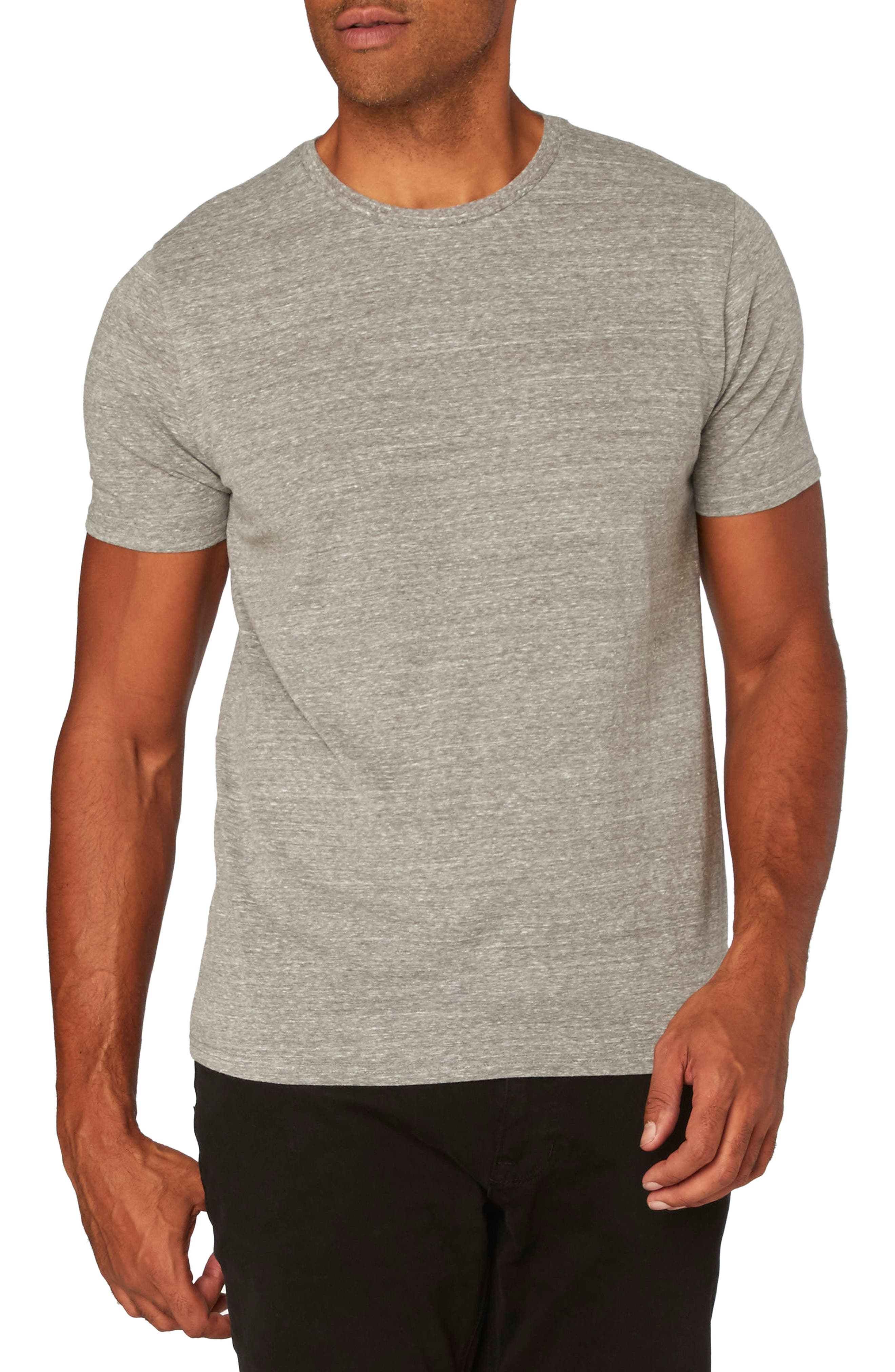 Threads for Thought Heathered Crew Neck,                             Alternate thumbnail 15, color,