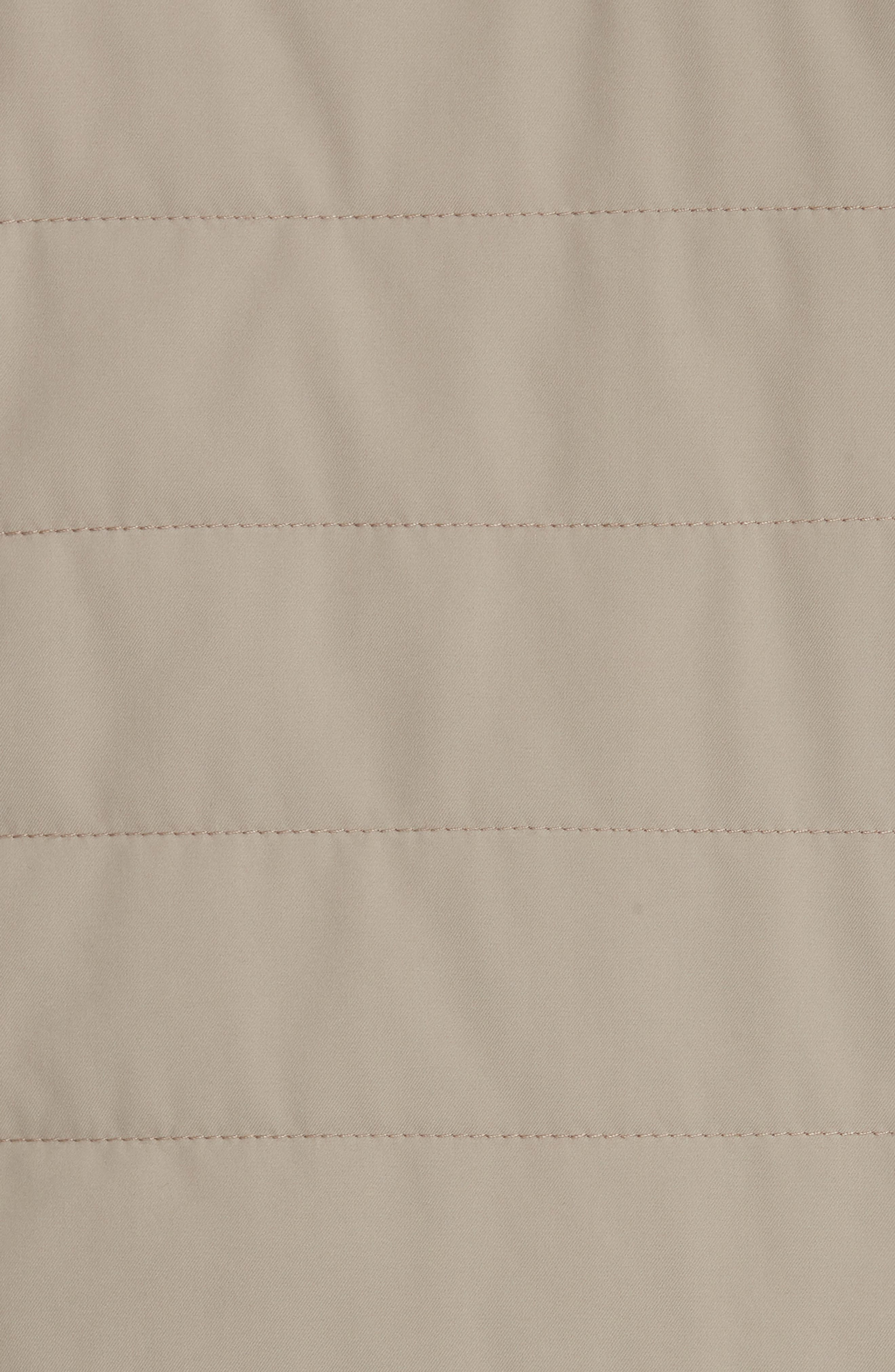 Quilted Vest,                             Alternate thumbnail 7, color,                             TAUPE