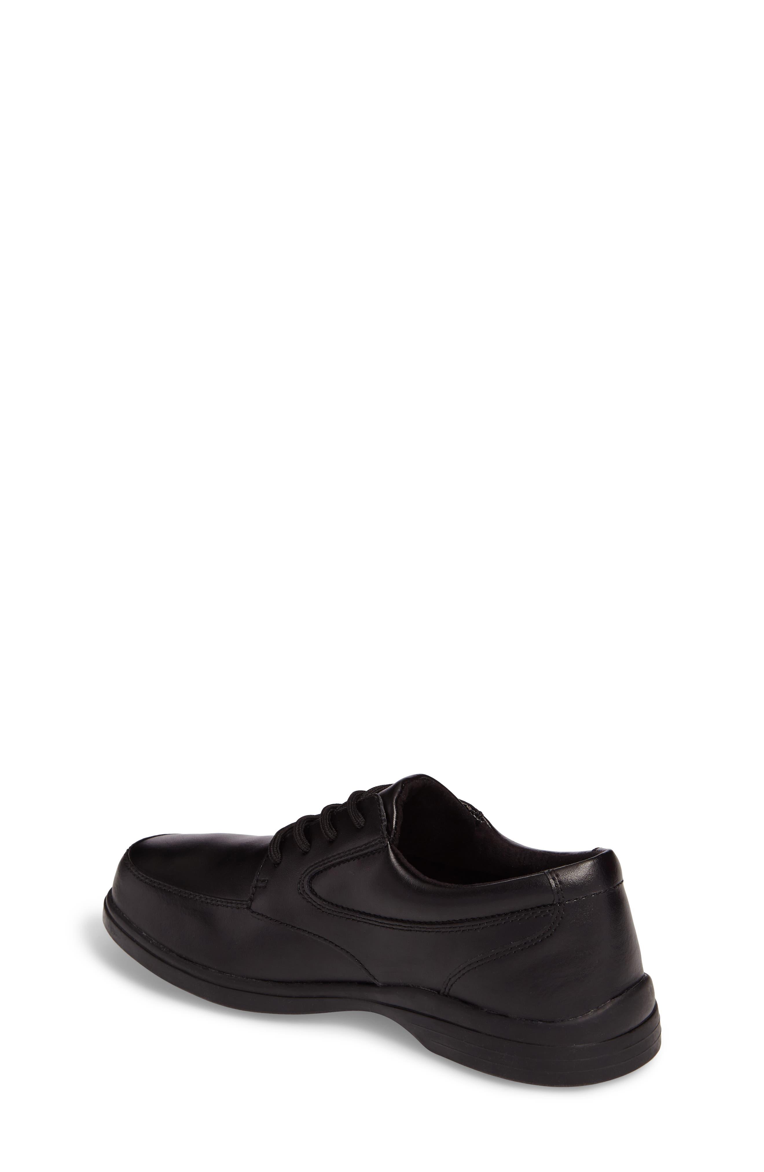 Ty Dress Shoe,                             Alternate thumbnail 2, color,                             BLACK LEATHER