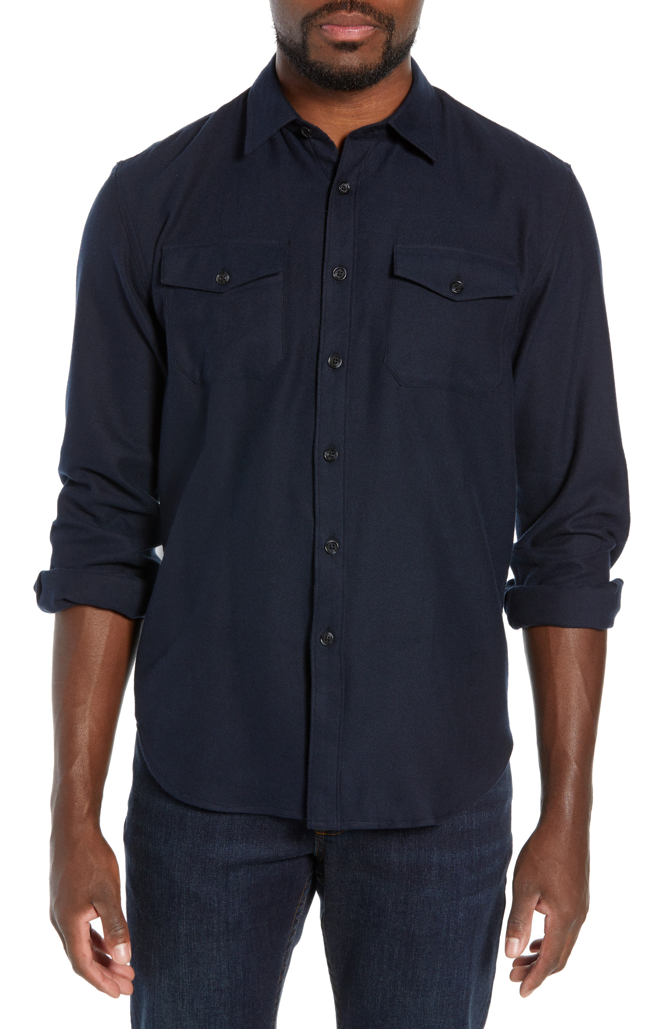 Coastaoro Casitas Regular Fit Flannel Shirt