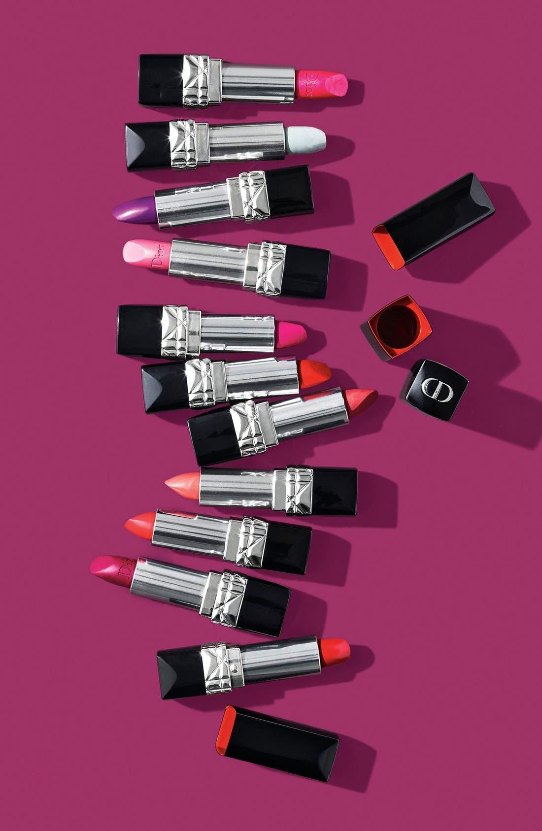 Couture Color Rouge Dior Lipstick,                             Alternate thumbnail 3, color,                             810 DISTINCT MATTE