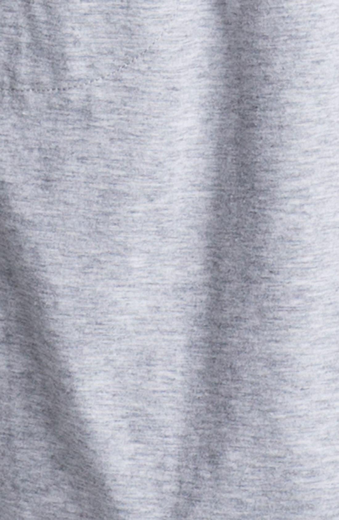 Donna Karan 'Casual Luxe' Robe,                             Alternate thumbnail 3, color,                             060