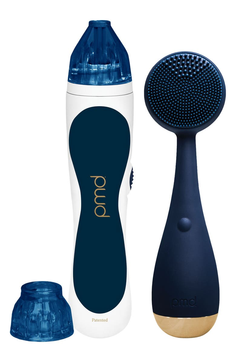 Pmd NAVY PERSONAL MICRODERM & CLEAN DEVICE DUO