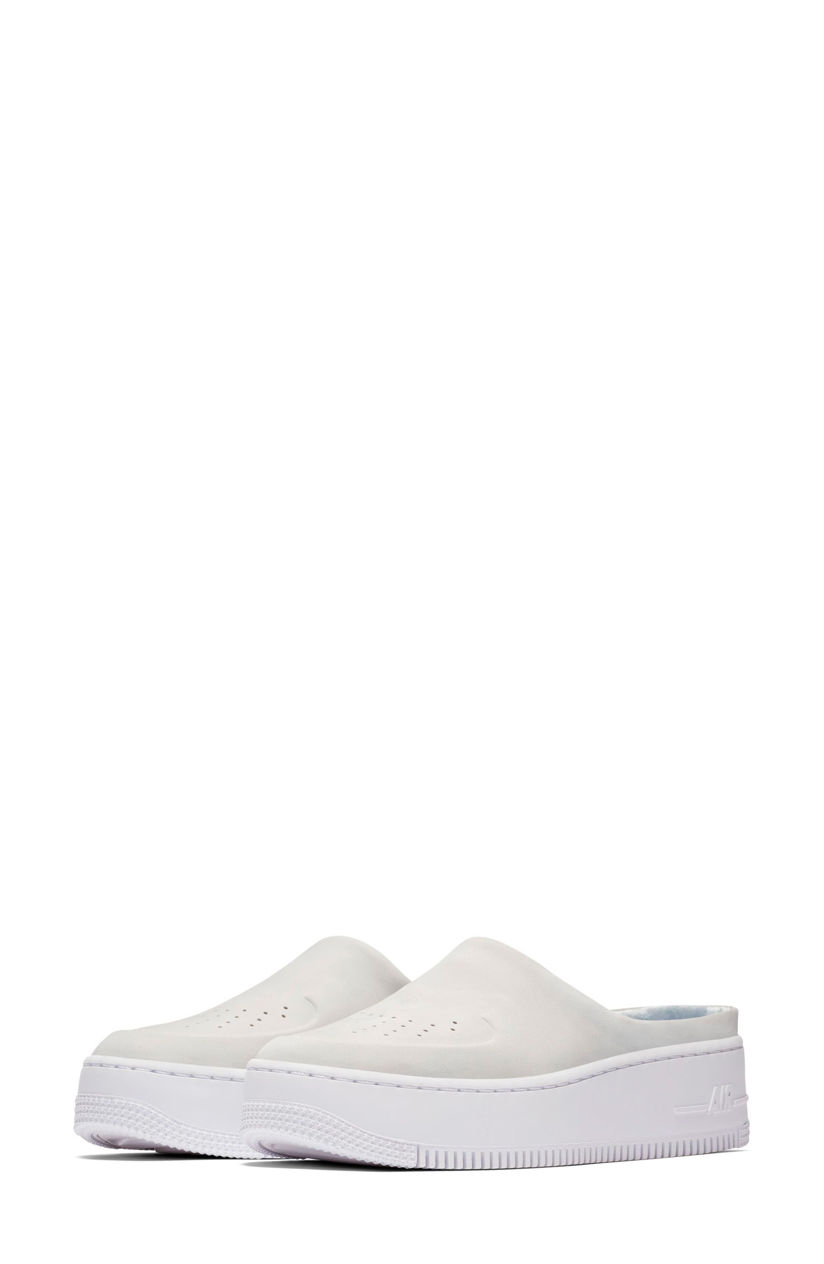 Air Force 1 Lover XX Slip-On Mule Sneaker,                             Main thumbnail 1, color,