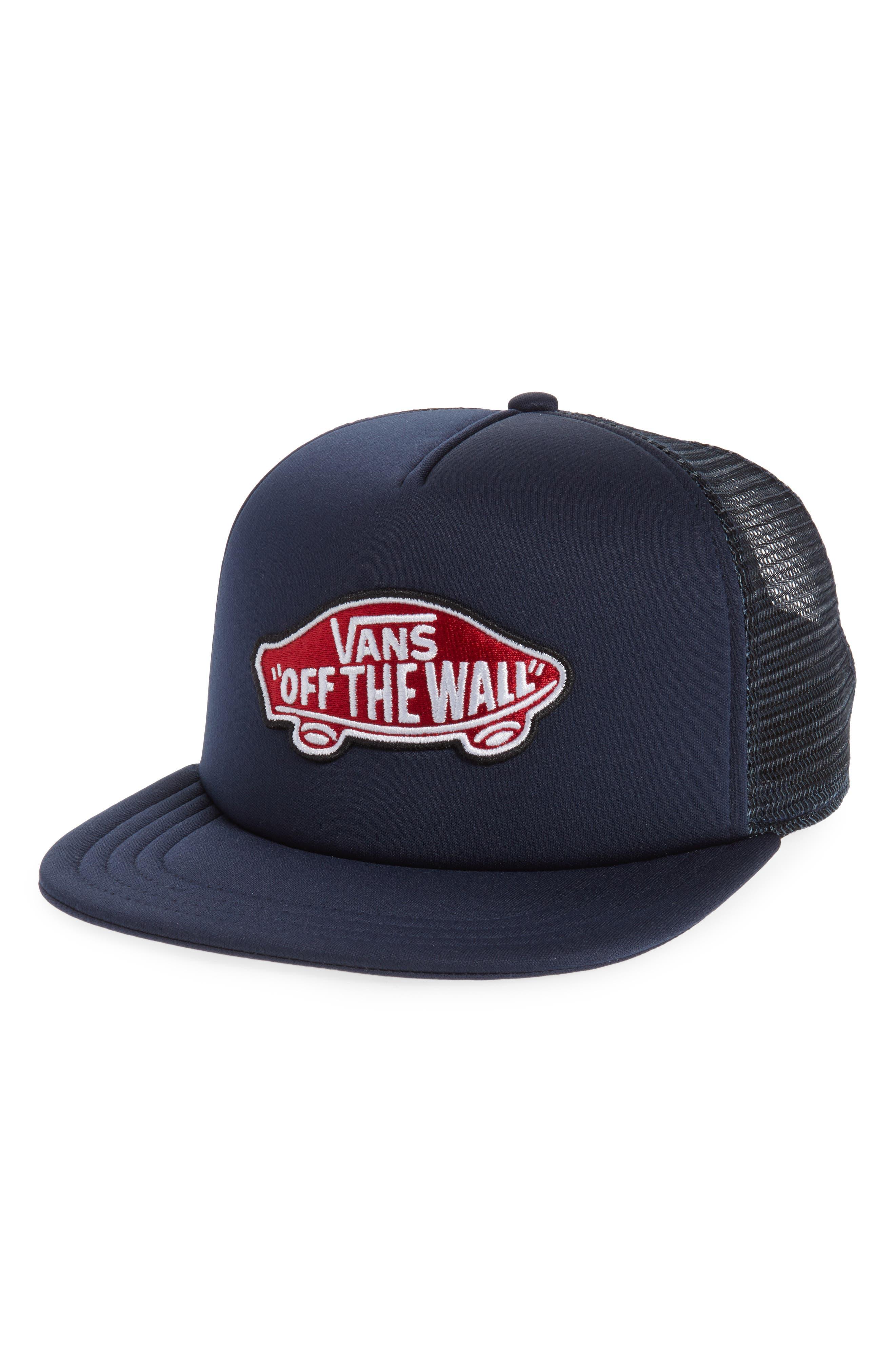 Classic Patch Trucker Hat,                             Main thumbnail 1, color,                             420