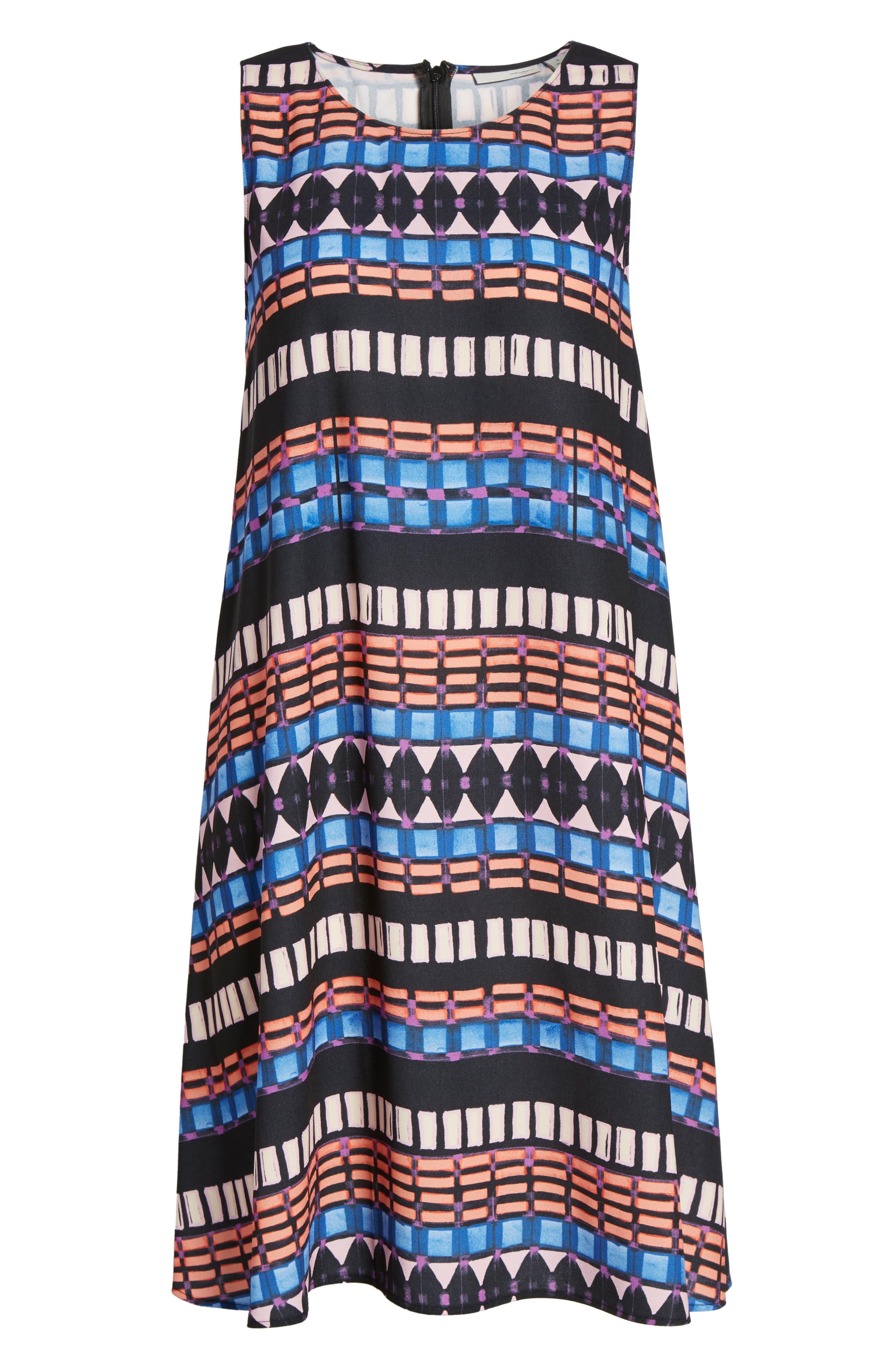 A-Line Dress,                             Alternate thumbnail 153, color,