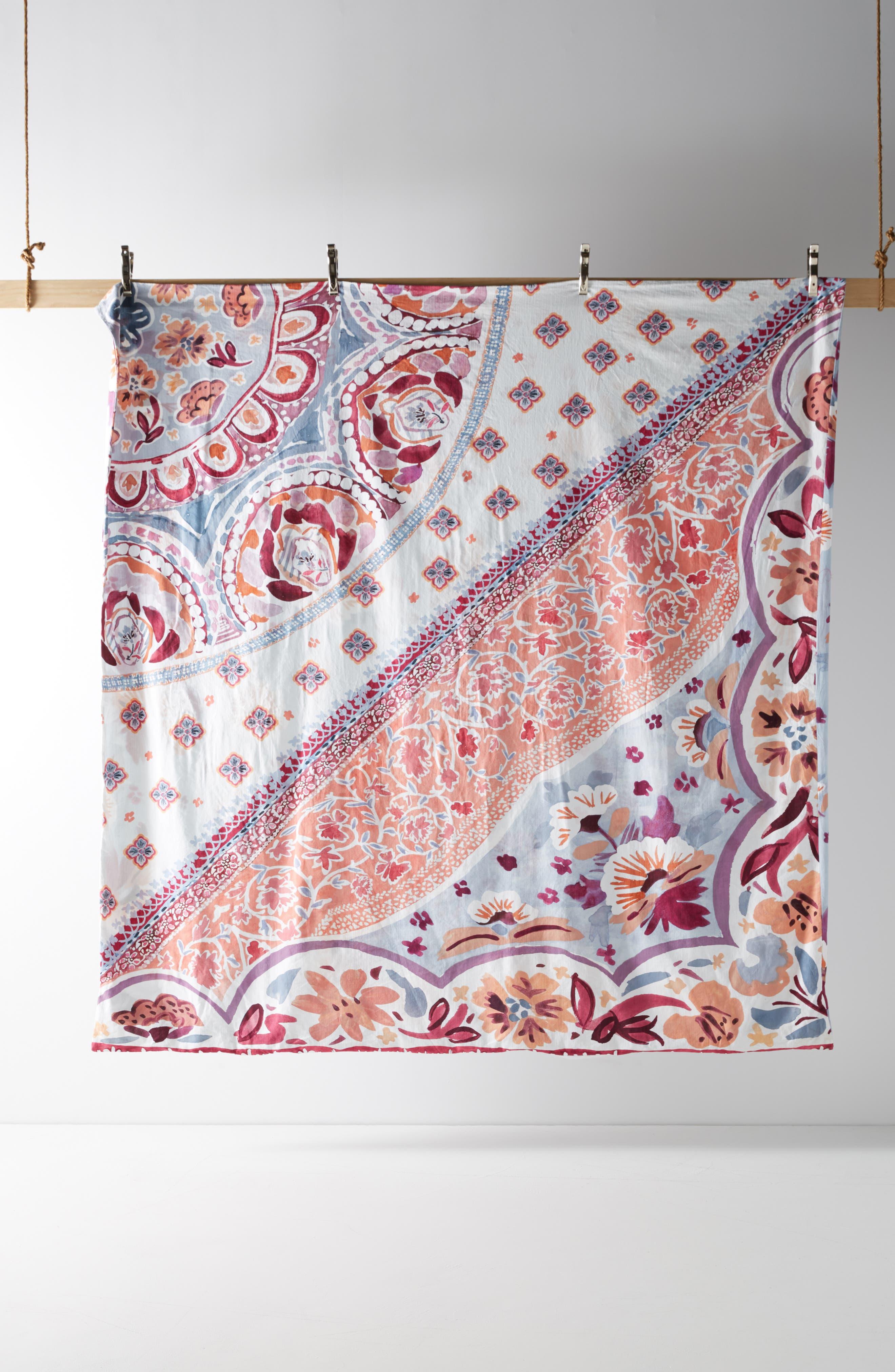 Switchgrass Duvet Cover,                             Alternate thumbnail 5, color,                             SLATE