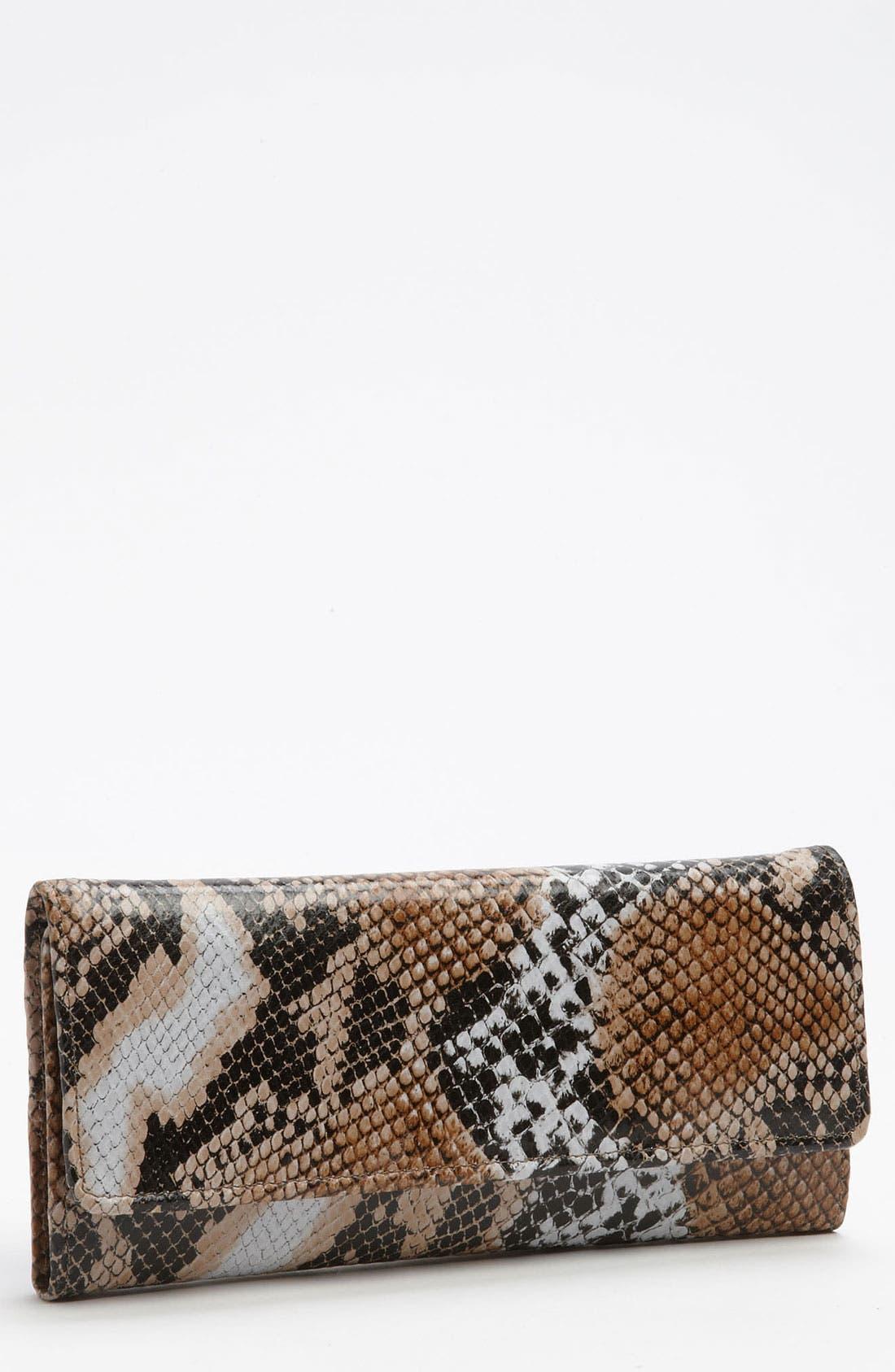 'Sadie' Leather Wallet,                             Main thumbnail 22, color,