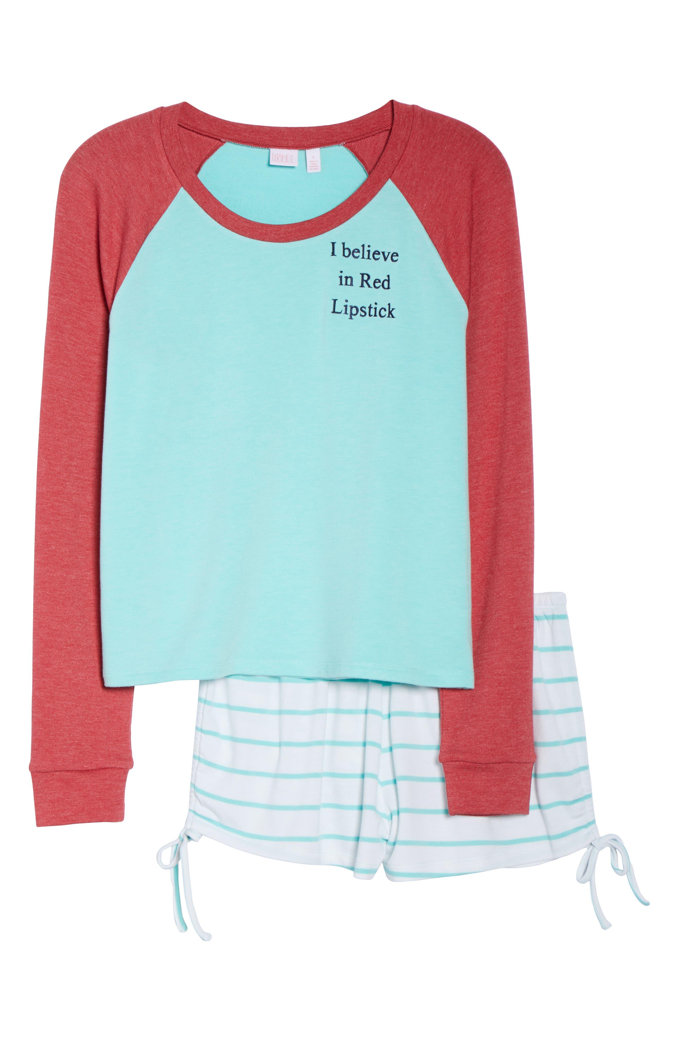 Short Pajamas,                             Alternate thumbnail 23, color,