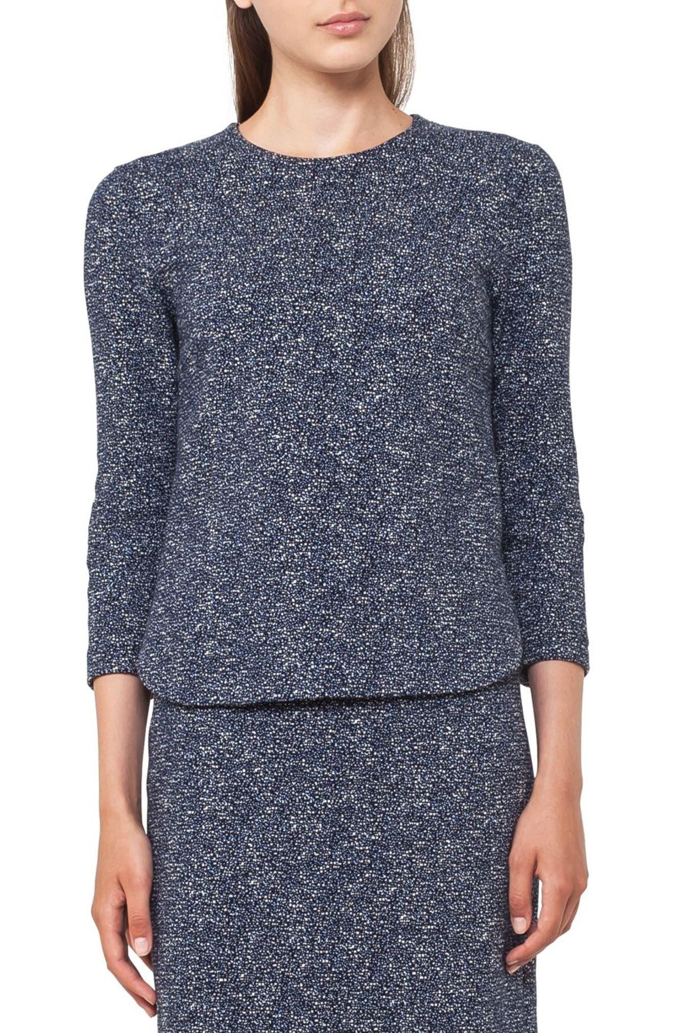 Jacquard Shirt,                         Main,                         color, 400