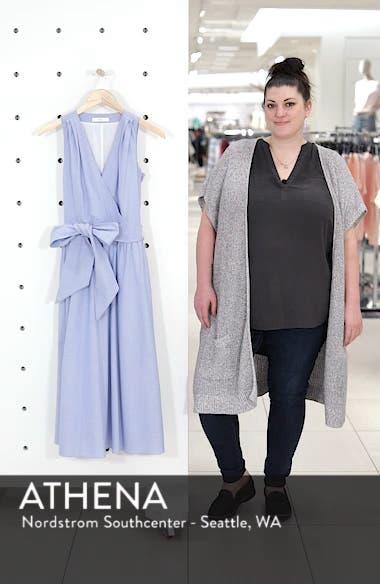 Chambray Wrap Dress, sales video thumbnail