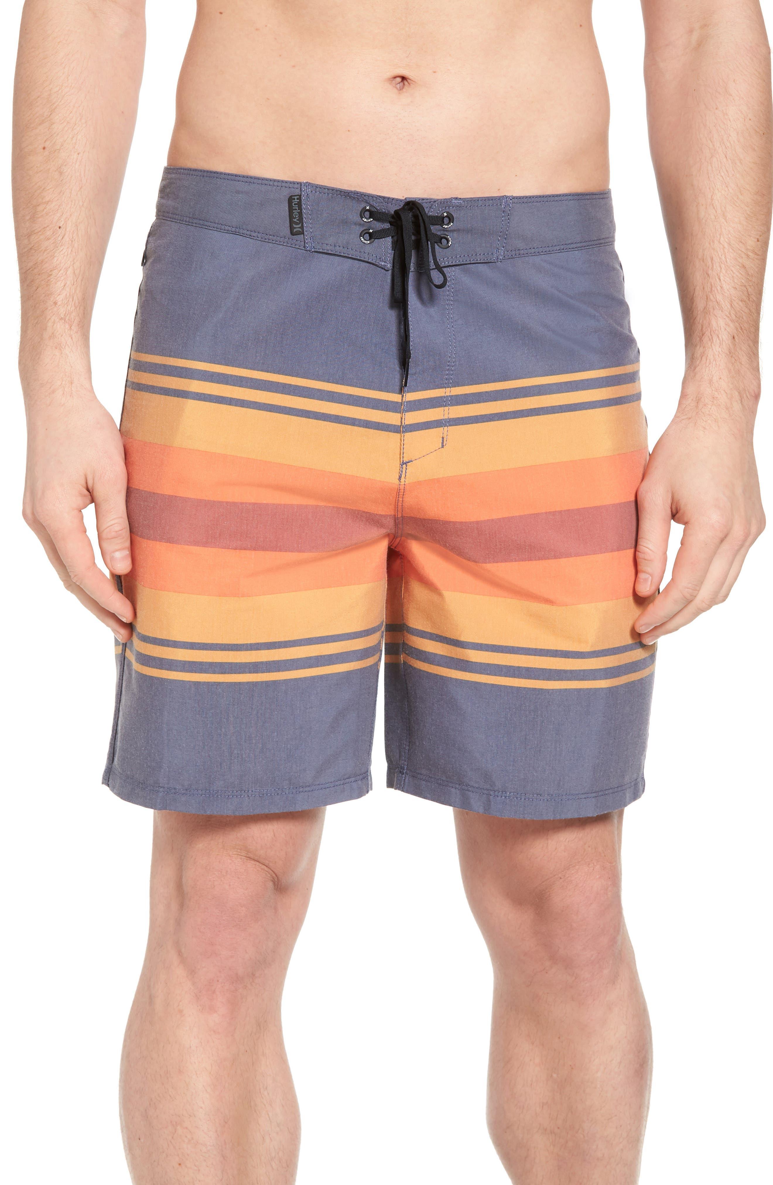 Pendleton Grand Canyon Beachside Board Shorts,                             Main thumbnail 1, color,