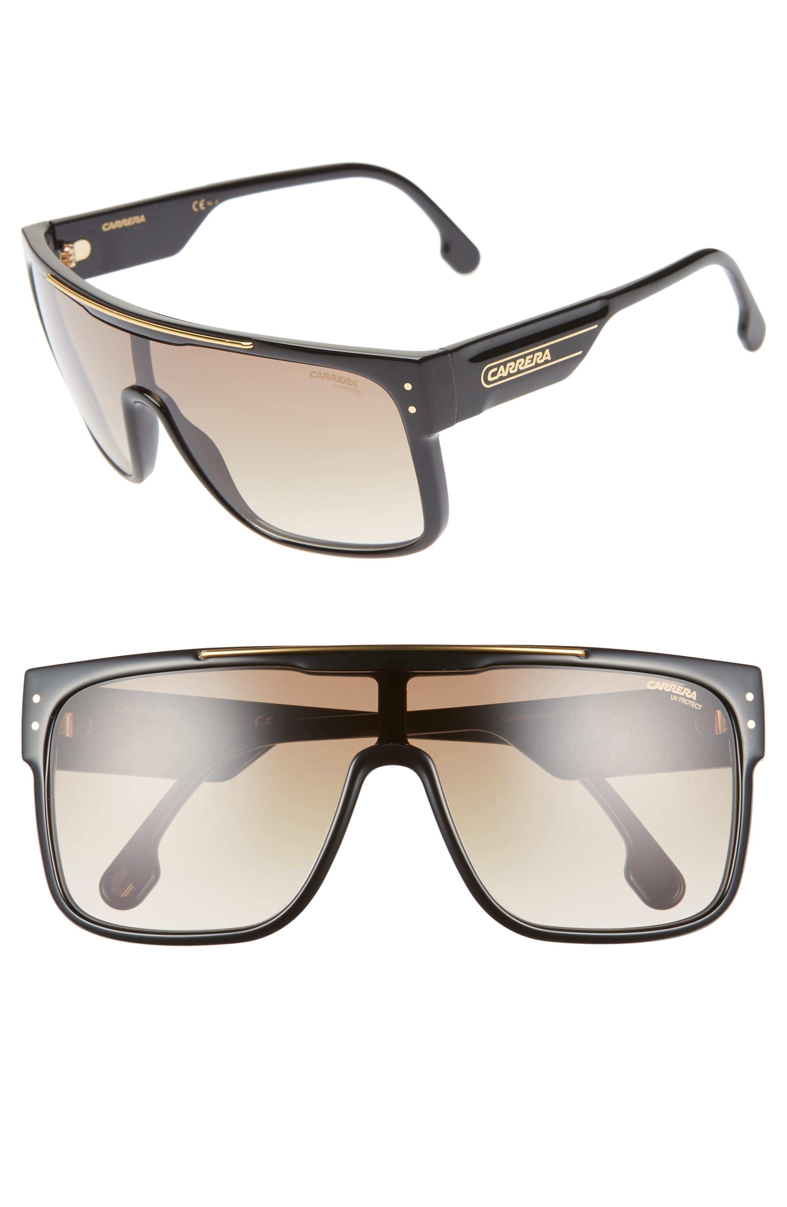 Carrera Eyewear Flagstop Ii 140Mm Flat Top Sunglasses -