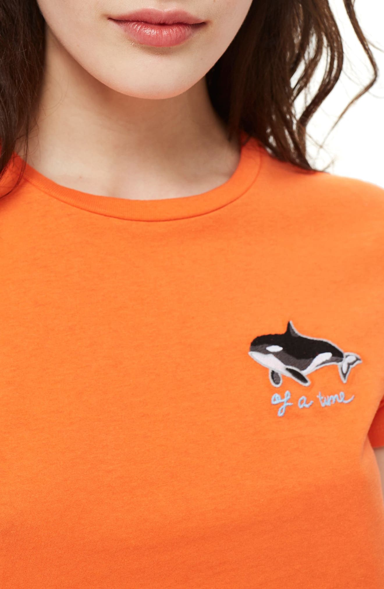 Whale of a Time Tee,                             Alternate thumbnail 4, color,                             800