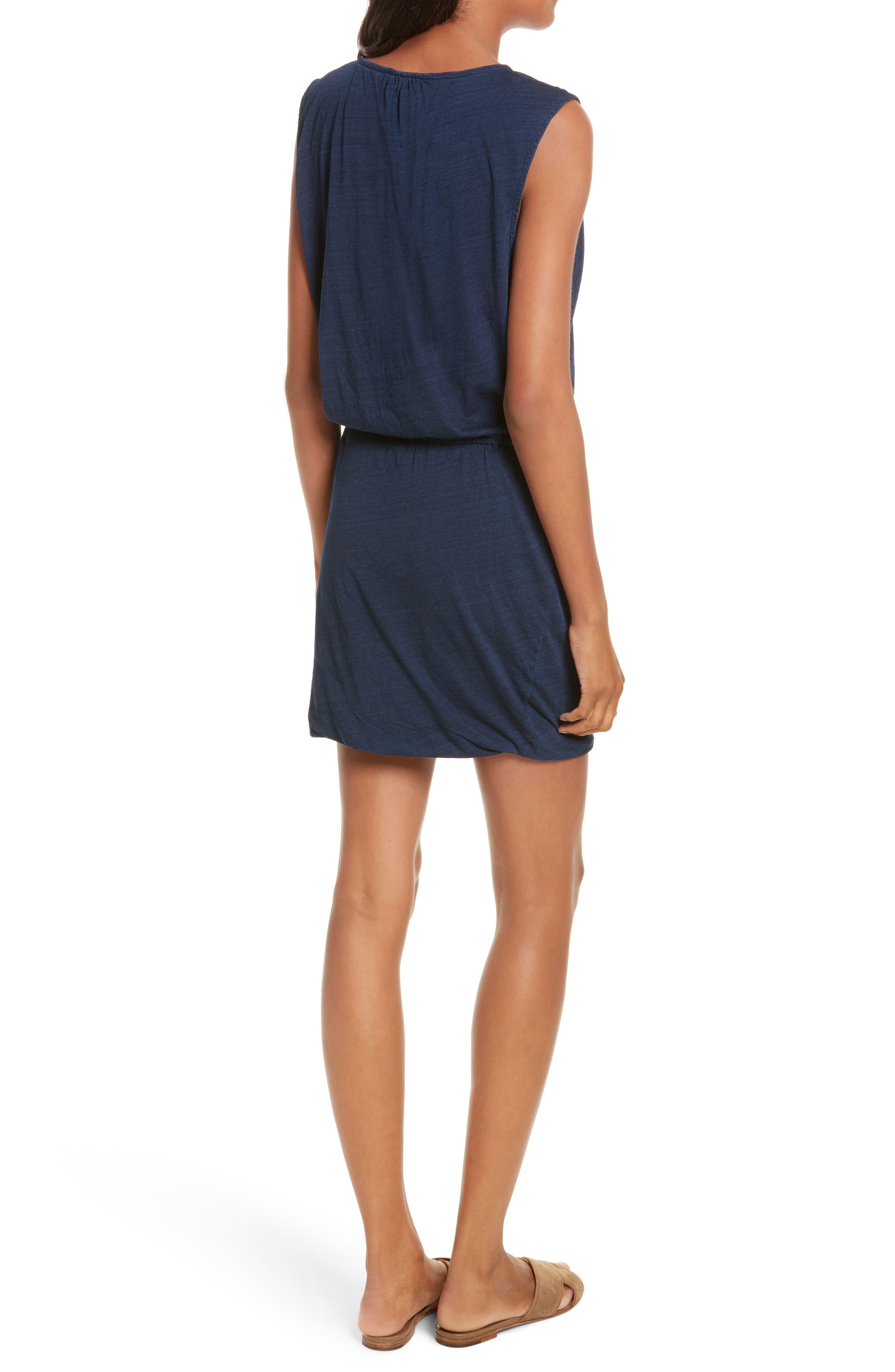 Faylen Blouson Knit Dress,                             Alternate thumbnail 2, color,                             487