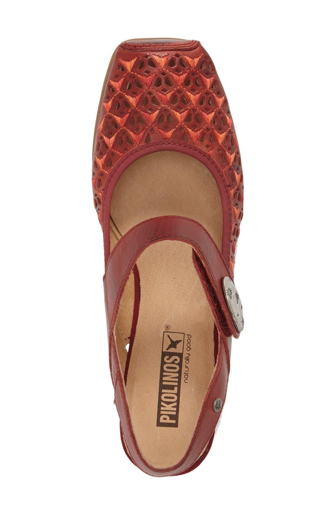 'Gandia' Sandal,                             Alternate thumbnail 6, color,