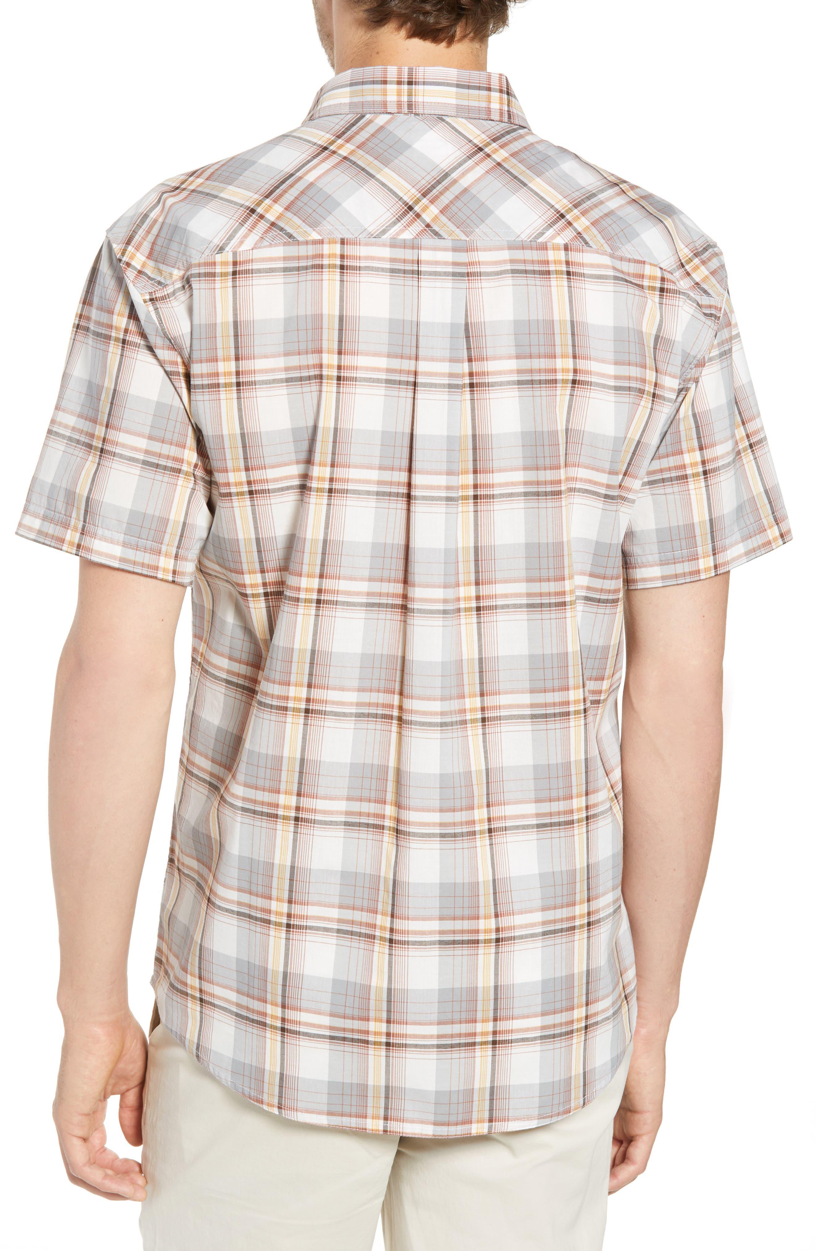 Gentry Short Sleeve Shirt,                             Alternate thumbnail 5, color,